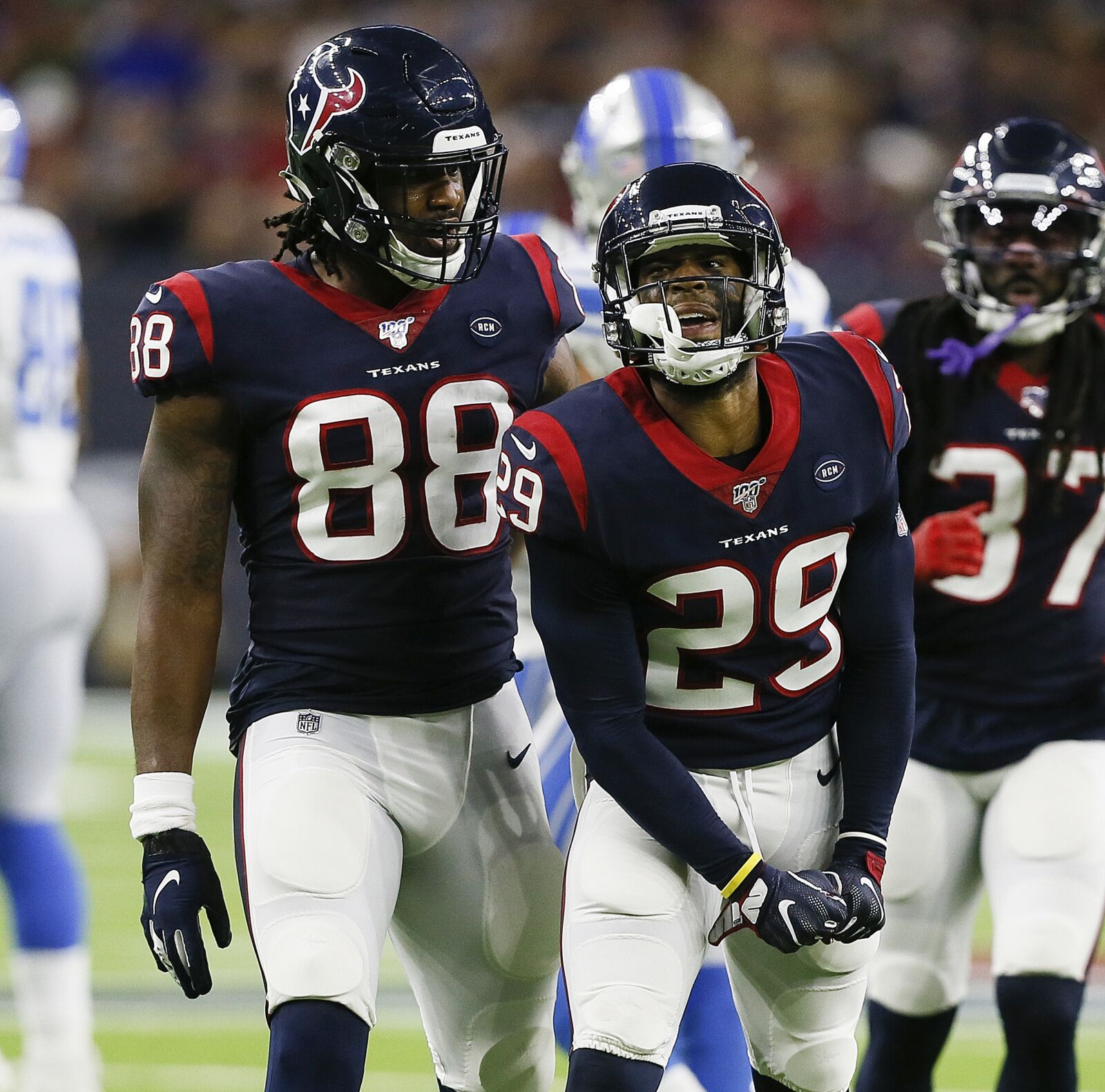 Houston Texans: 3 cornerback free agents that can help secondary