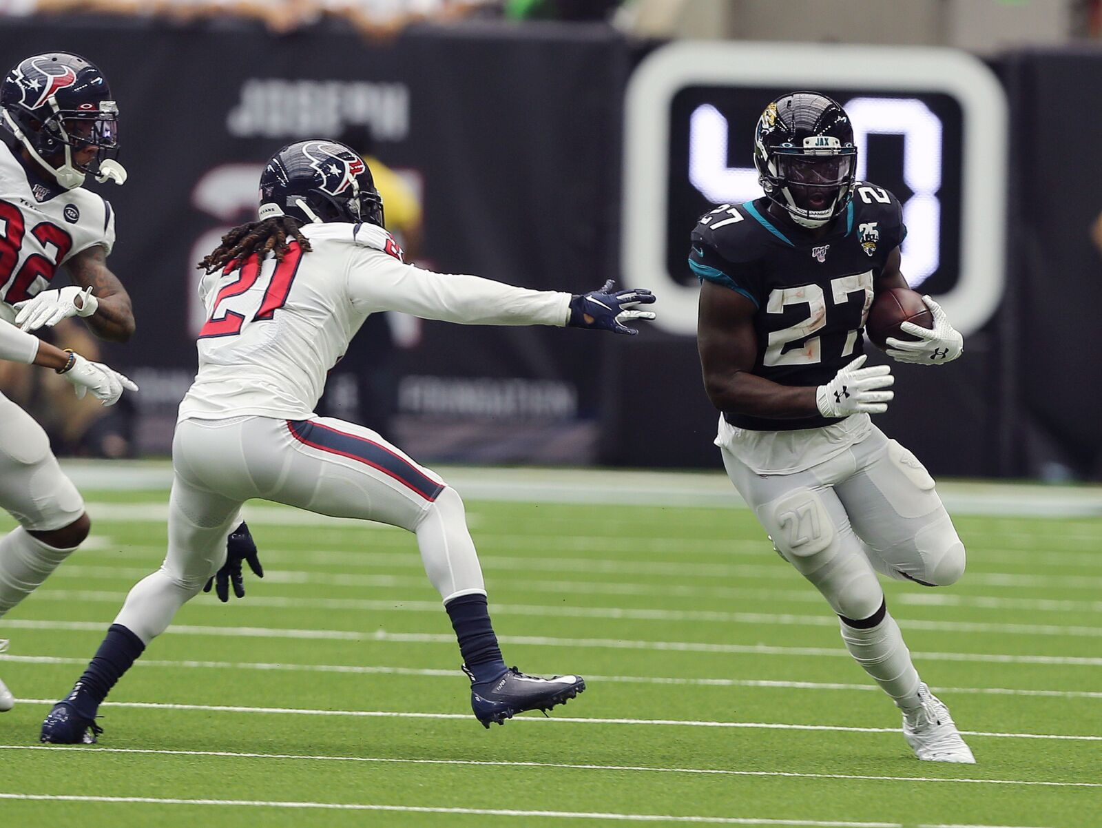 Houston Texans Made Adjustments In The Secondary Against The