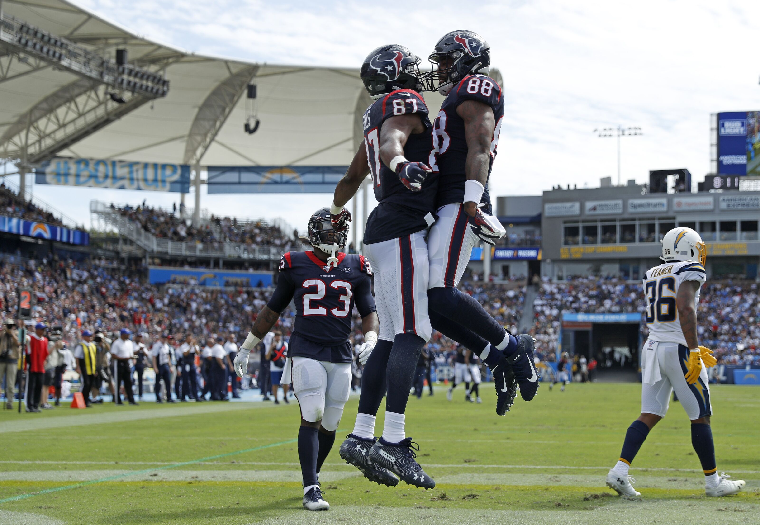 Texans vs. Chargers: Game highlights, final score, and more