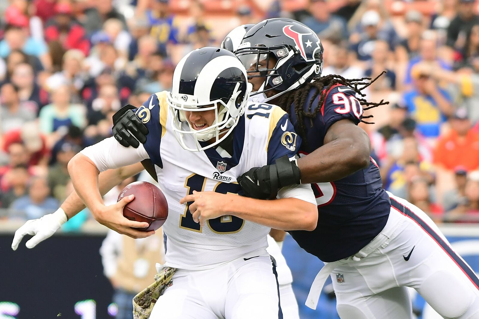 Houston Texans: Jadeveon Clowney could be in for his best ...