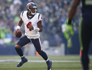 pretty nice c02f8 05b02 Texans quarterback Deshaun Watson 20th in NFL jersey sales