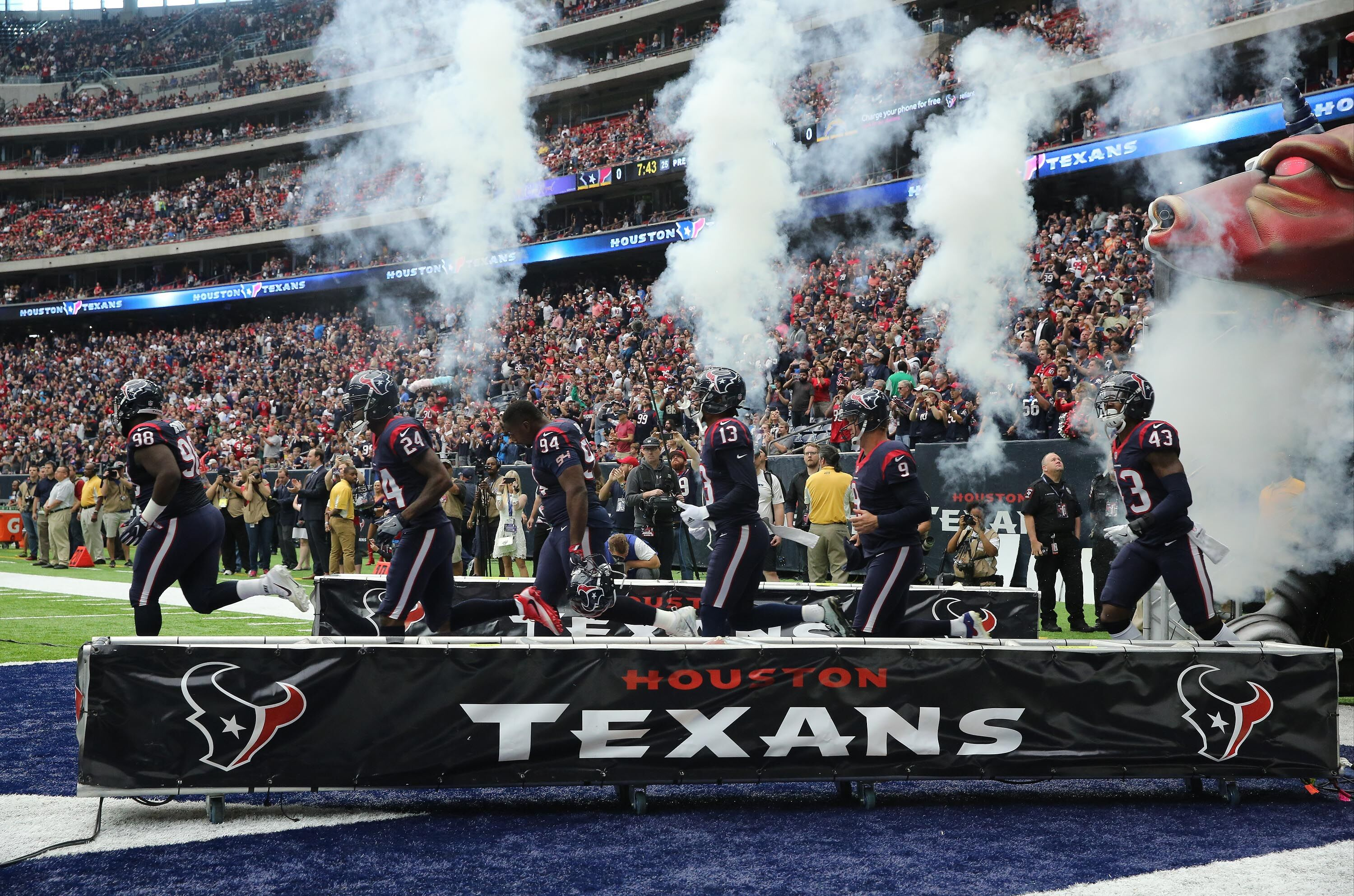 The Morning Fix Houston Texans Preseason Dates And Times