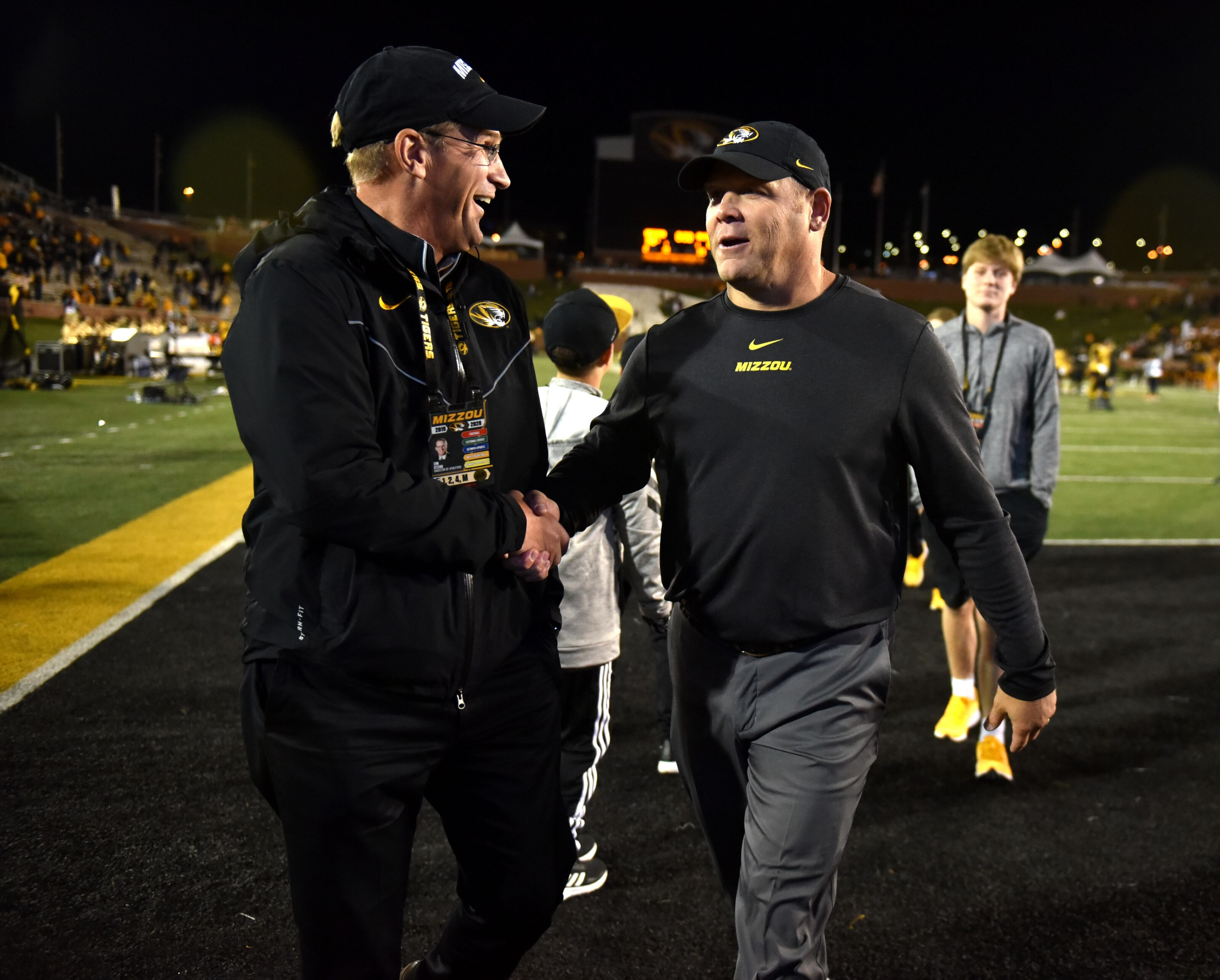 Mizzou football not defined by Wyoming loss, Odom says