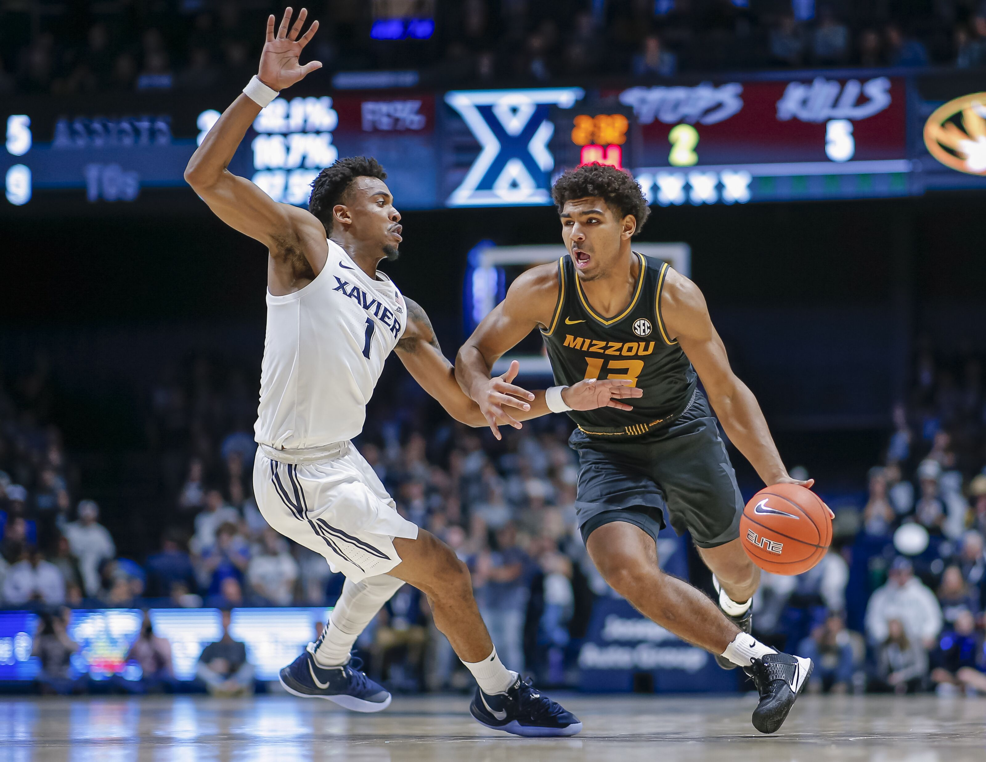 Missouri basketball returns home to play Charleston Southern
