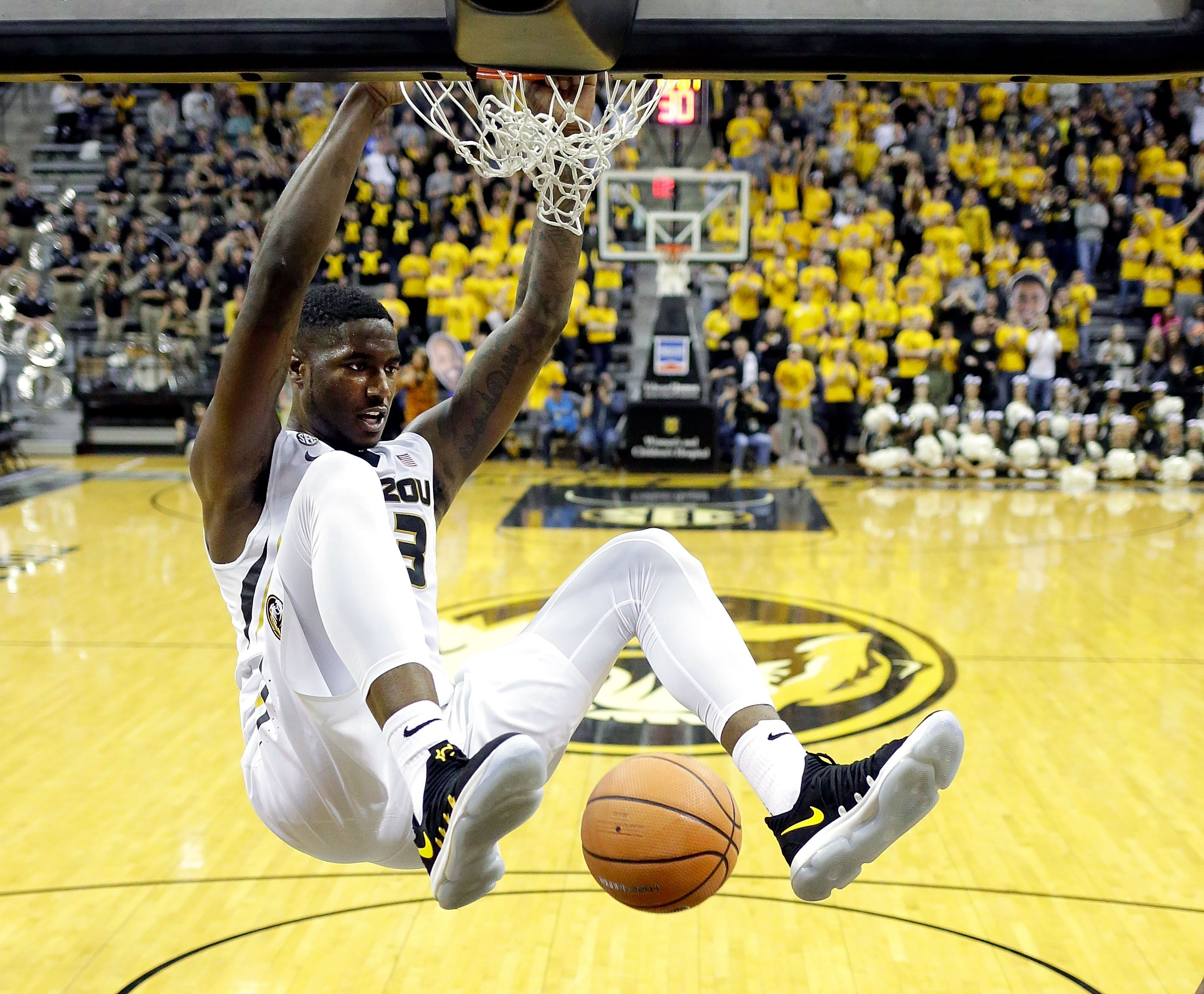 Mizzou basketball: Look at this conference schedule