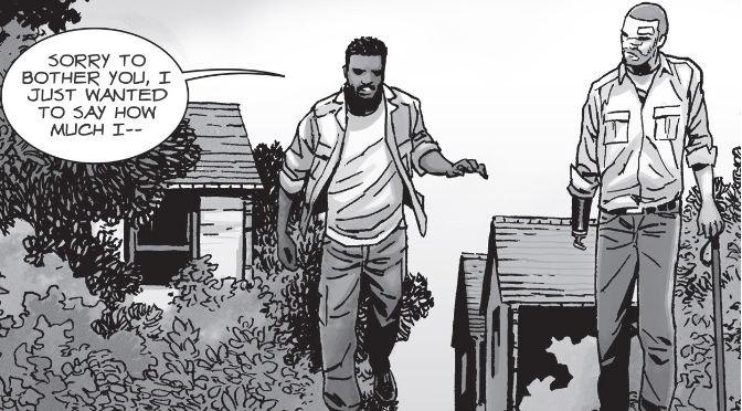 The Walking Dead comics issue #151: Call To Arms review