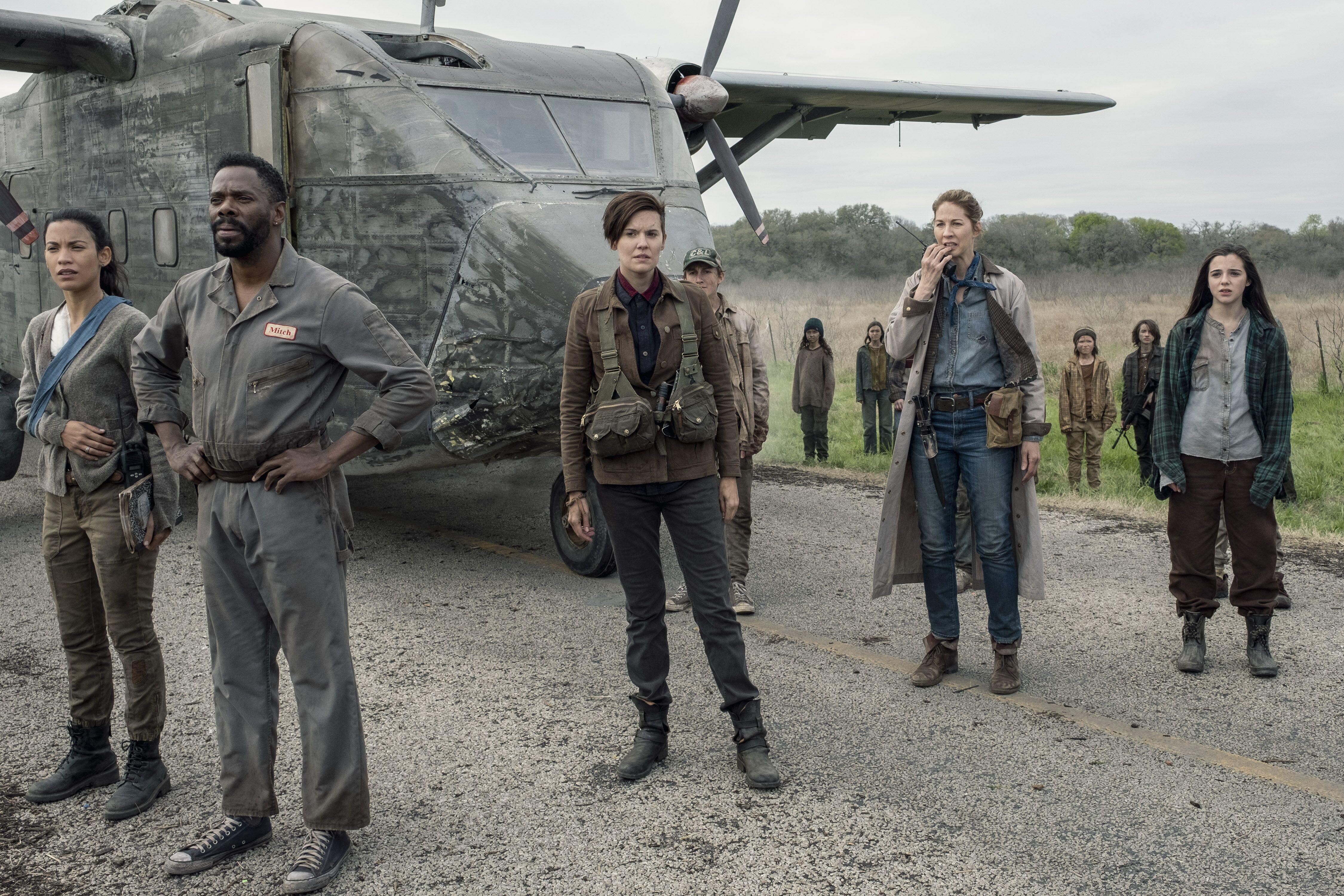 Fear The Walking Dead season 5B trailer released – Watch it online