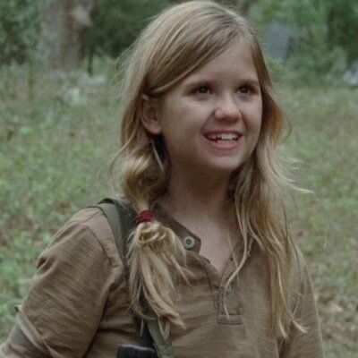 The Walking Dead Mika Actress