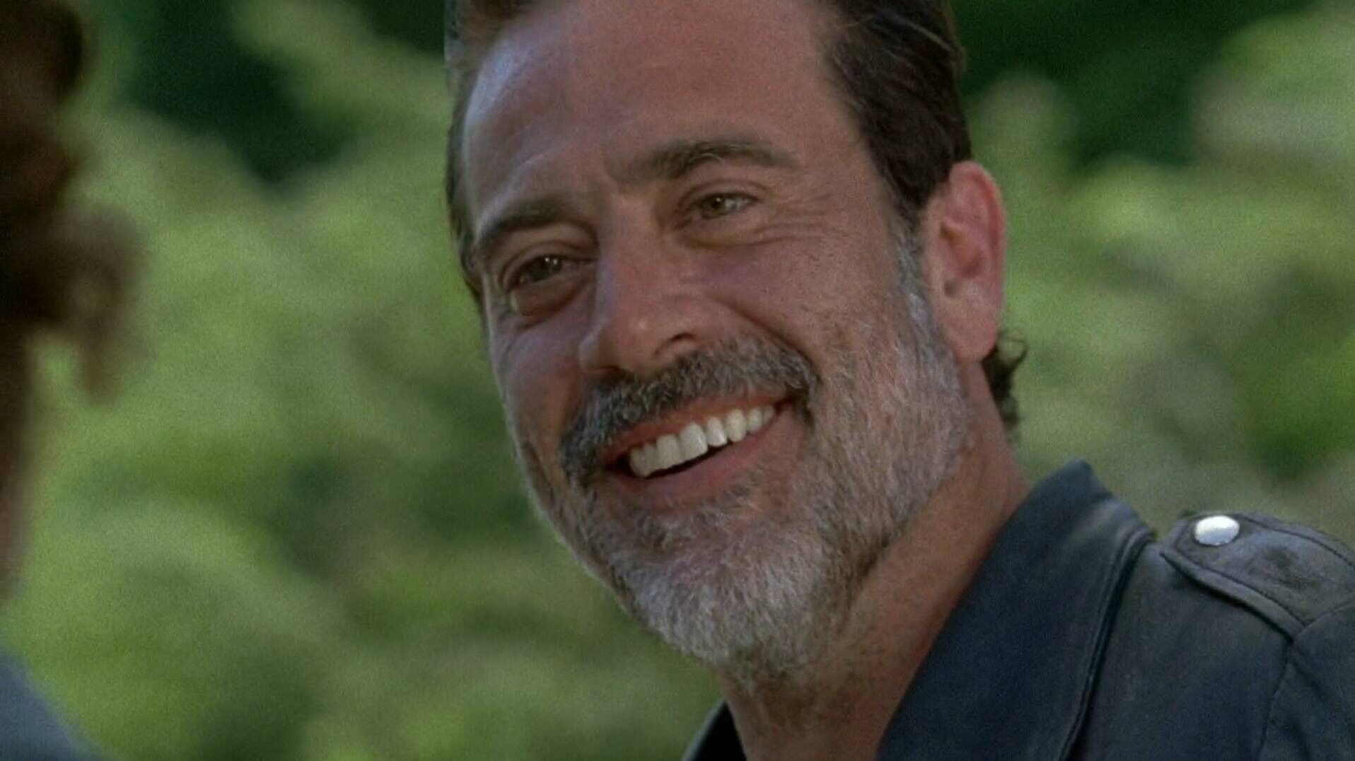 The Walking Dead Negan And Denny Are Very Different People