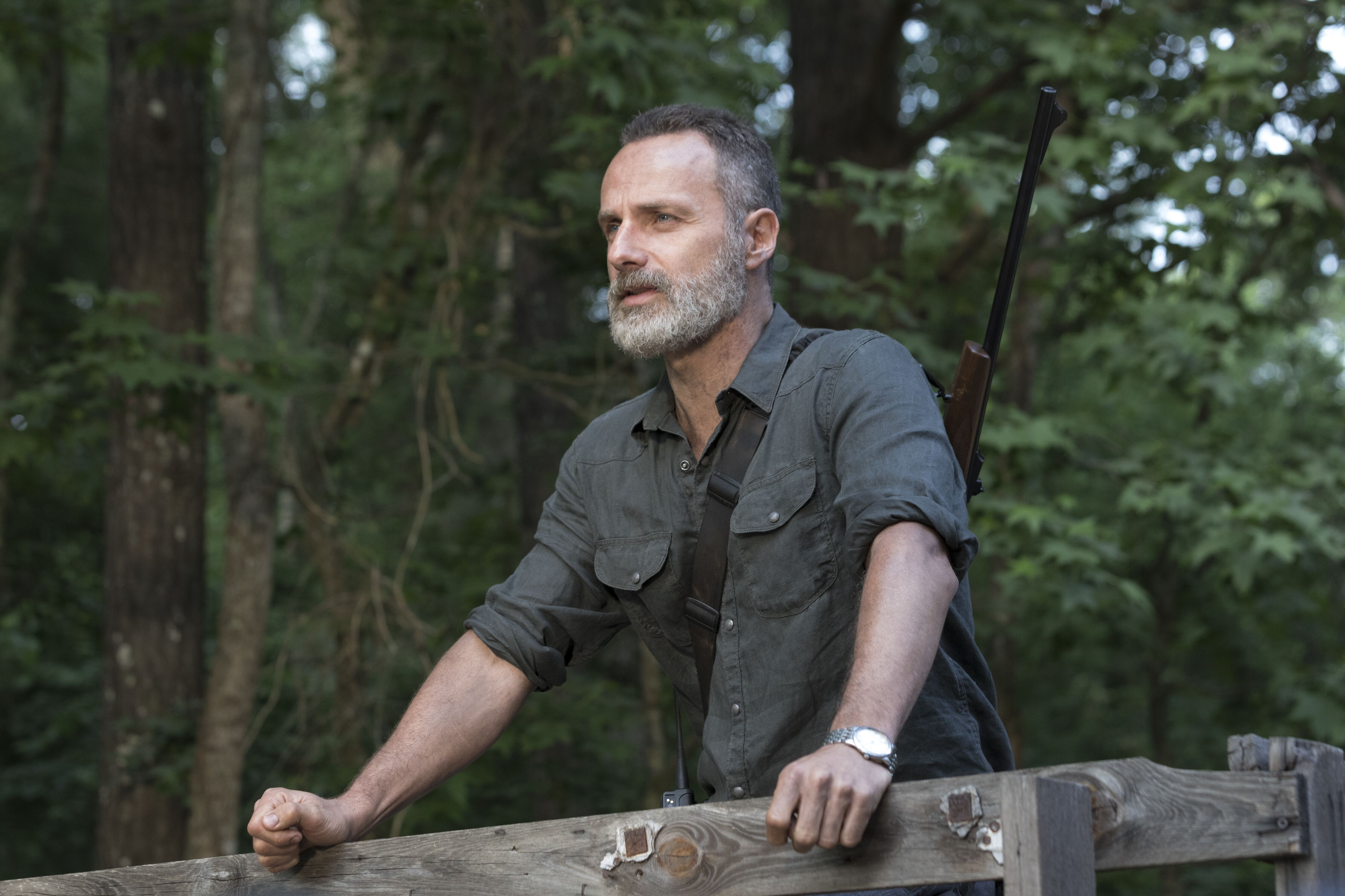 8 characters we need to see with Rick in the The Walking Dead movies