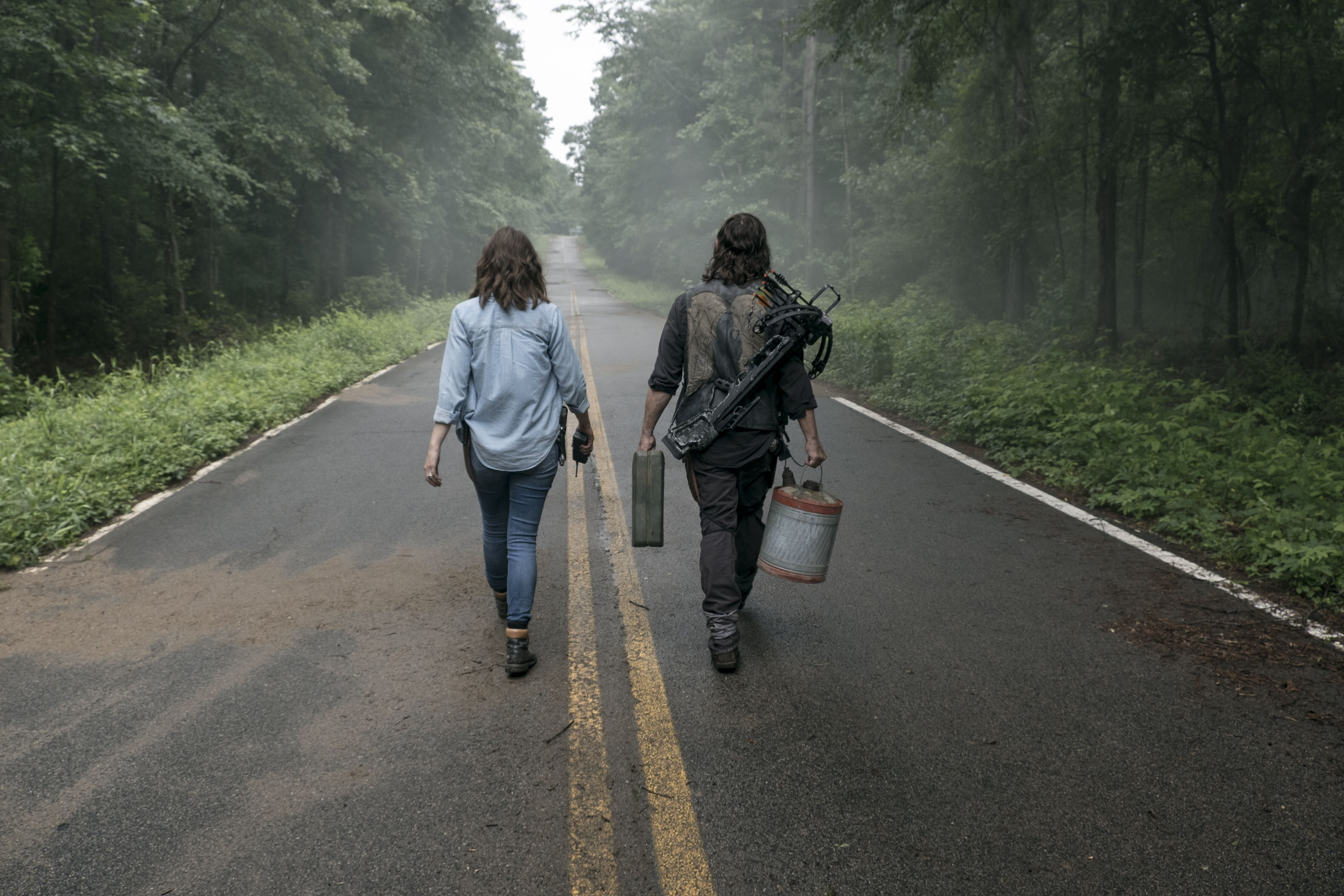 The Walking Dead 903 live stream: Warning Signs