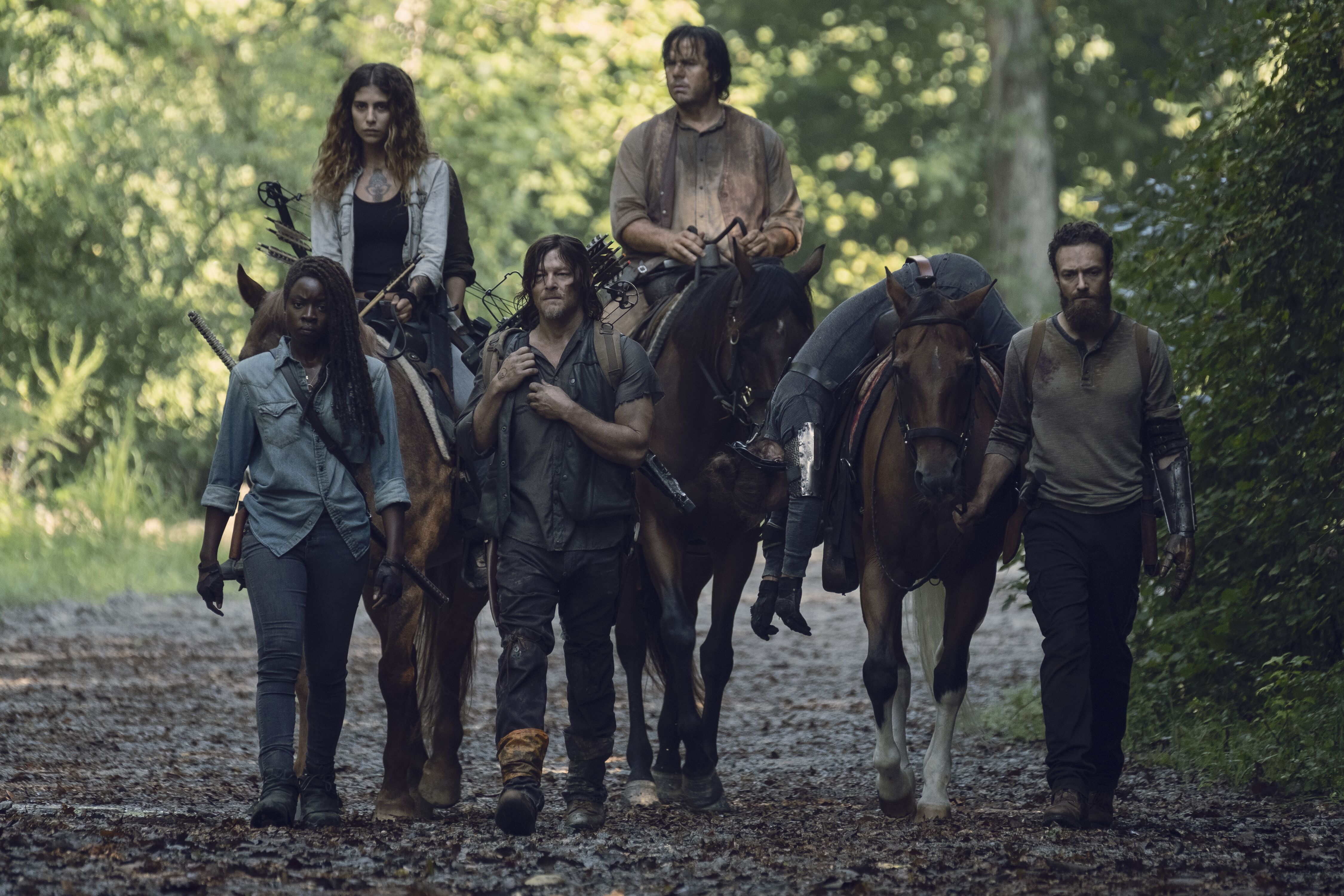The Walking Dead fans: Watch new episodes at Nic and Norman's in Senoia