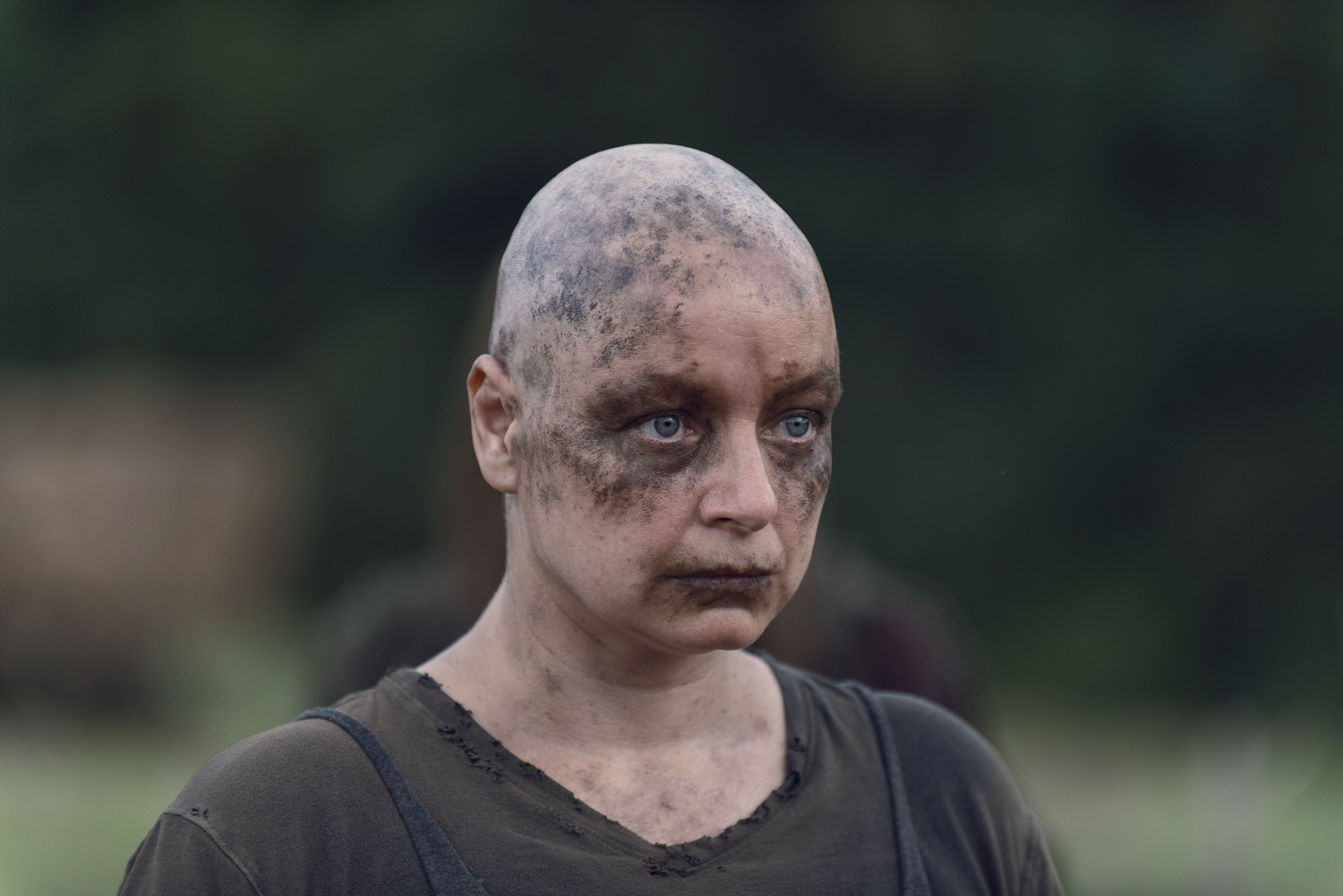 The Walking Dead: Samantha Morton's chilling preview of season 10