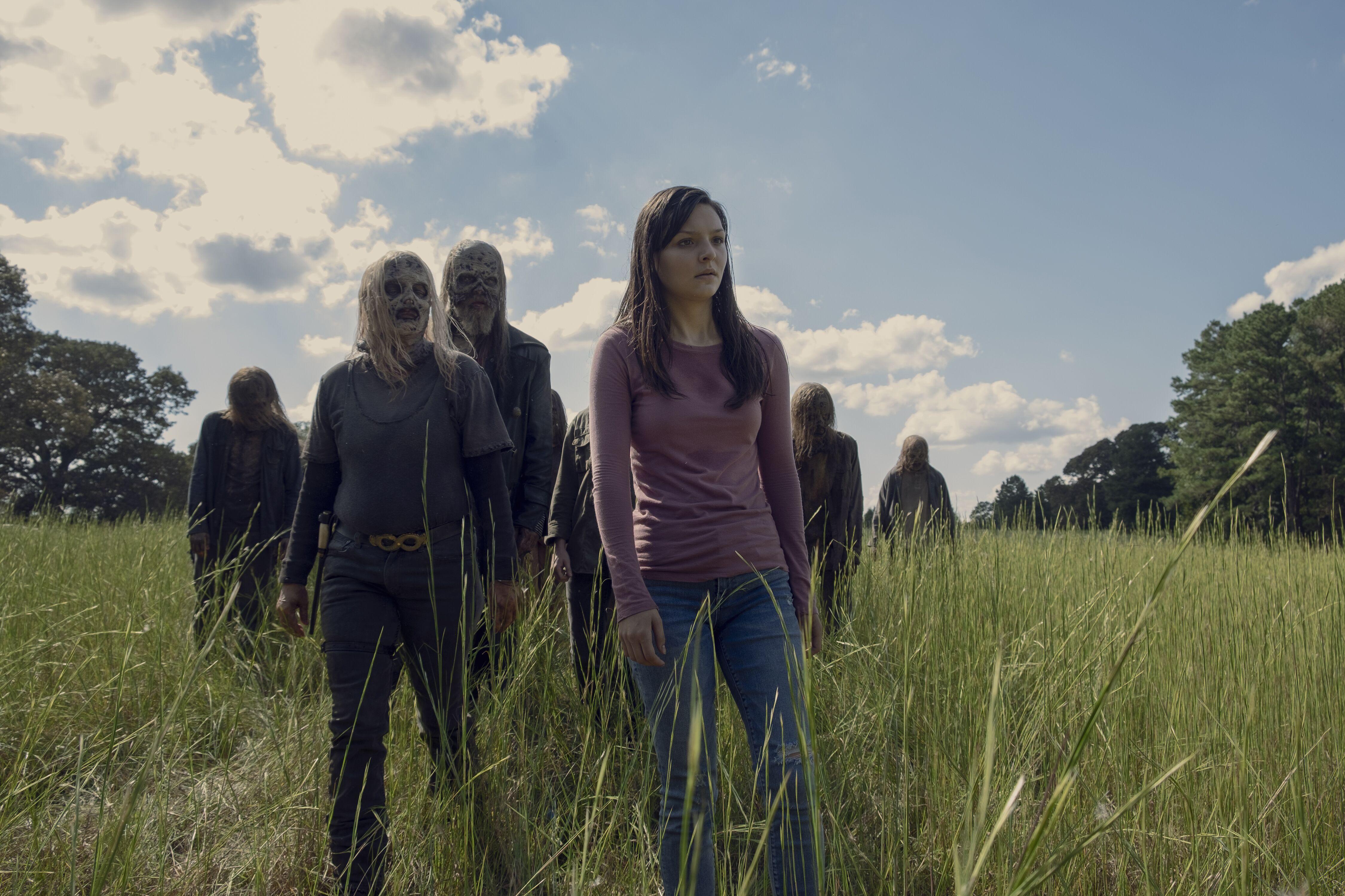The Walking Dead: Get to know Cassady McClincy