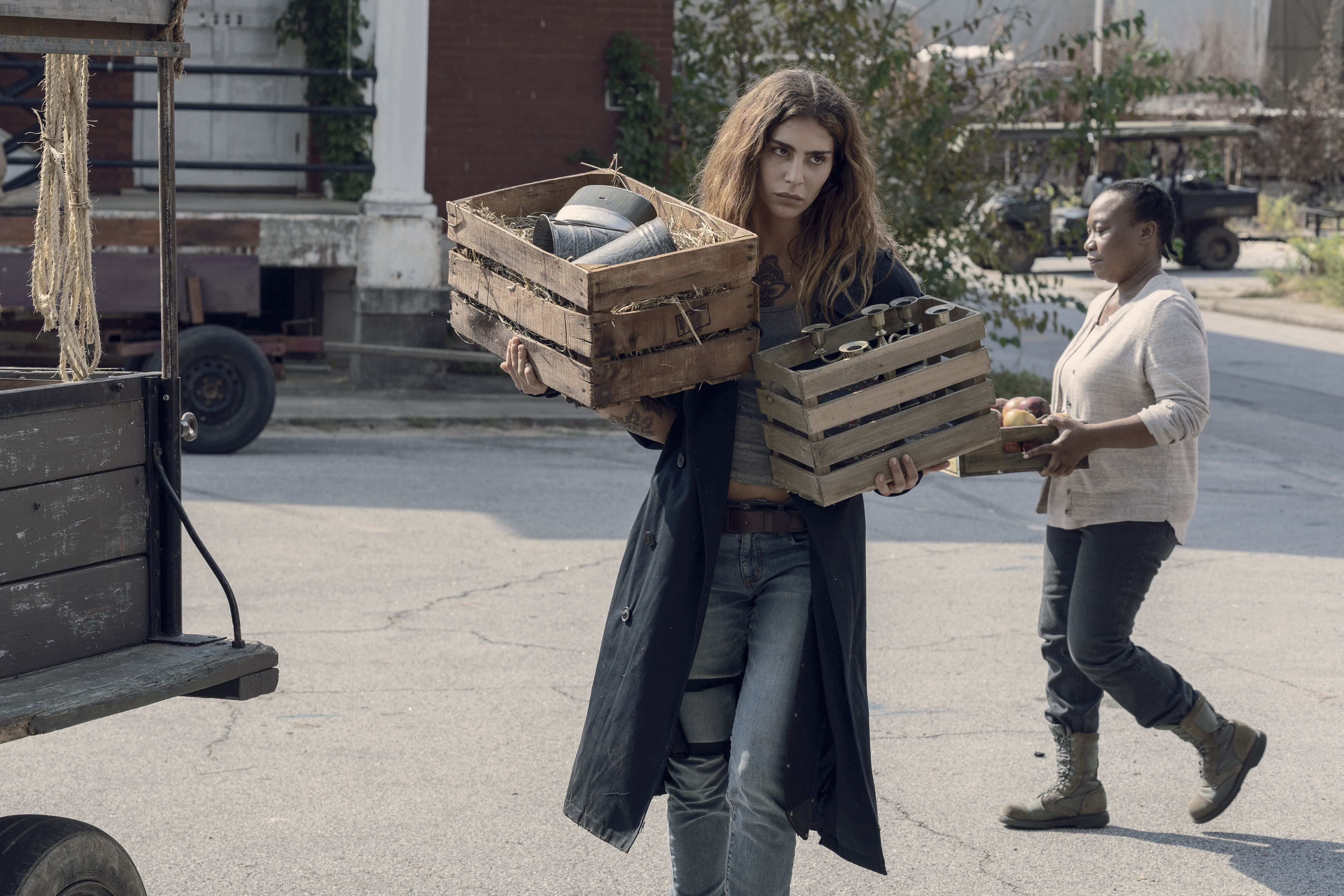 The Walking Dead: Magna's fight for her own people in season 10