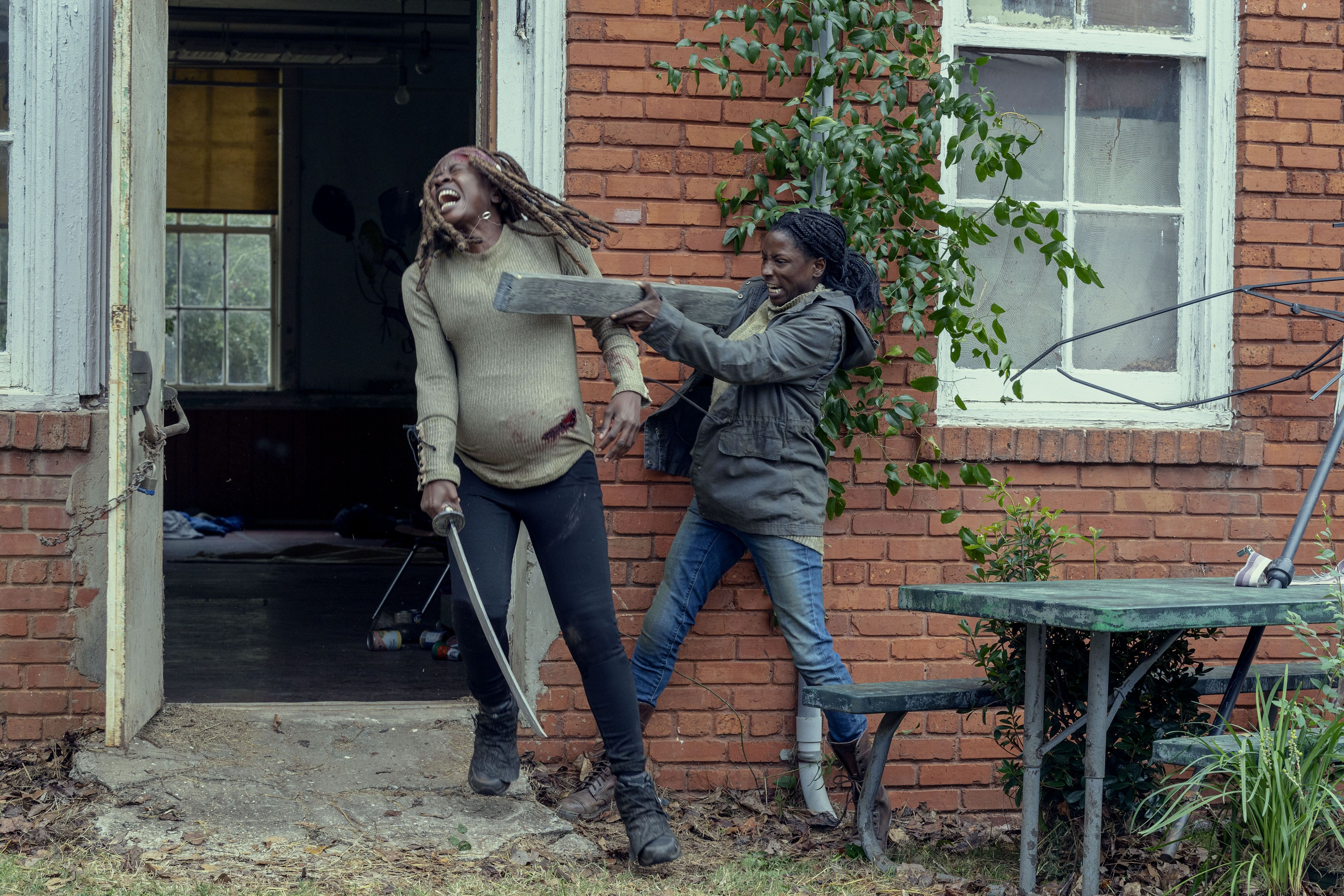 The Walking Dead, Survival Rule Of The Week: Watch out for your friends