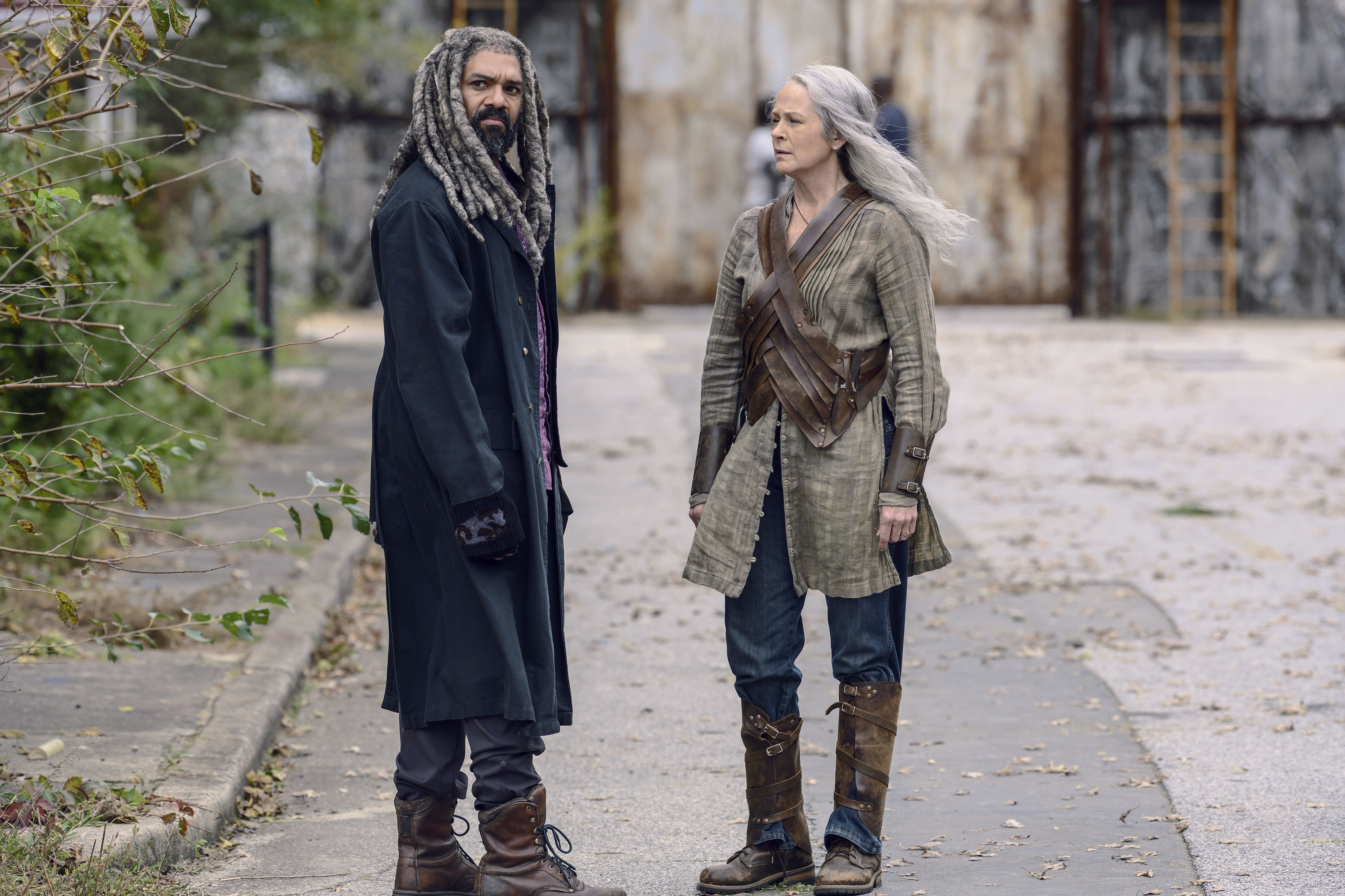 The Walking Dead panel: Should Ezekiel tell Carol about his condition?