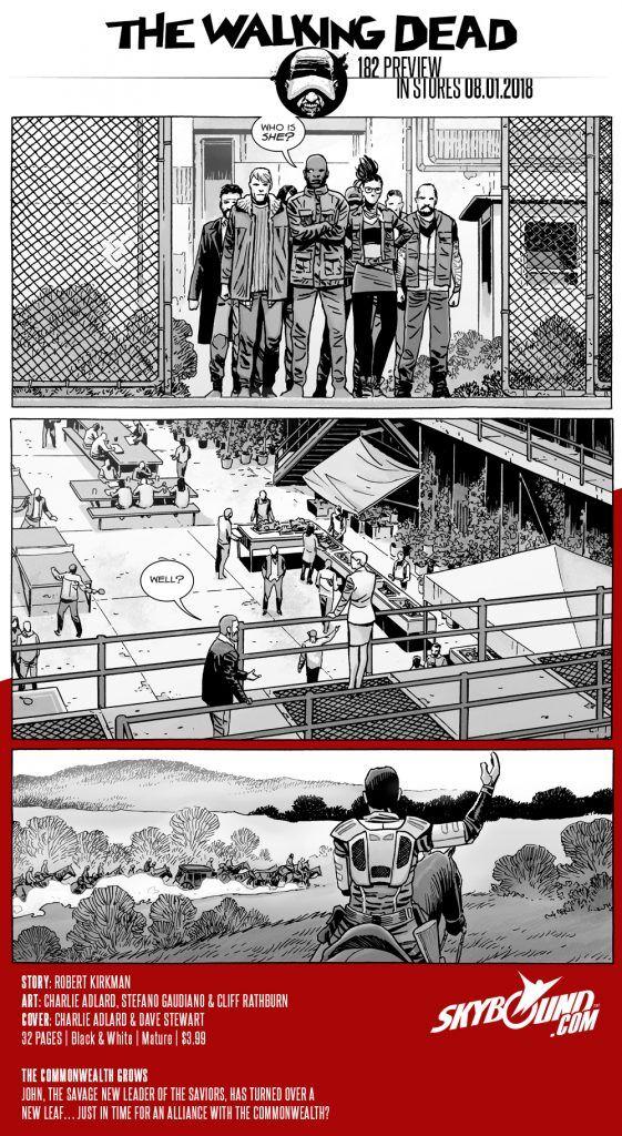 Walking Dead Commonwealth