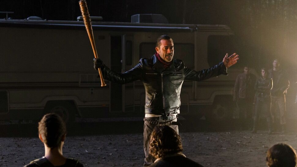 The Walking Dead: Negan joins the fight in Tekken 7 for season 2