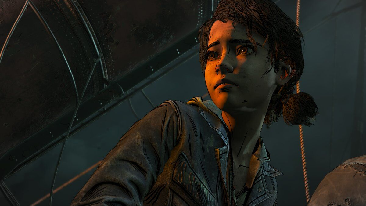 The Walking Dead: The Final Season: The fate of Clementine