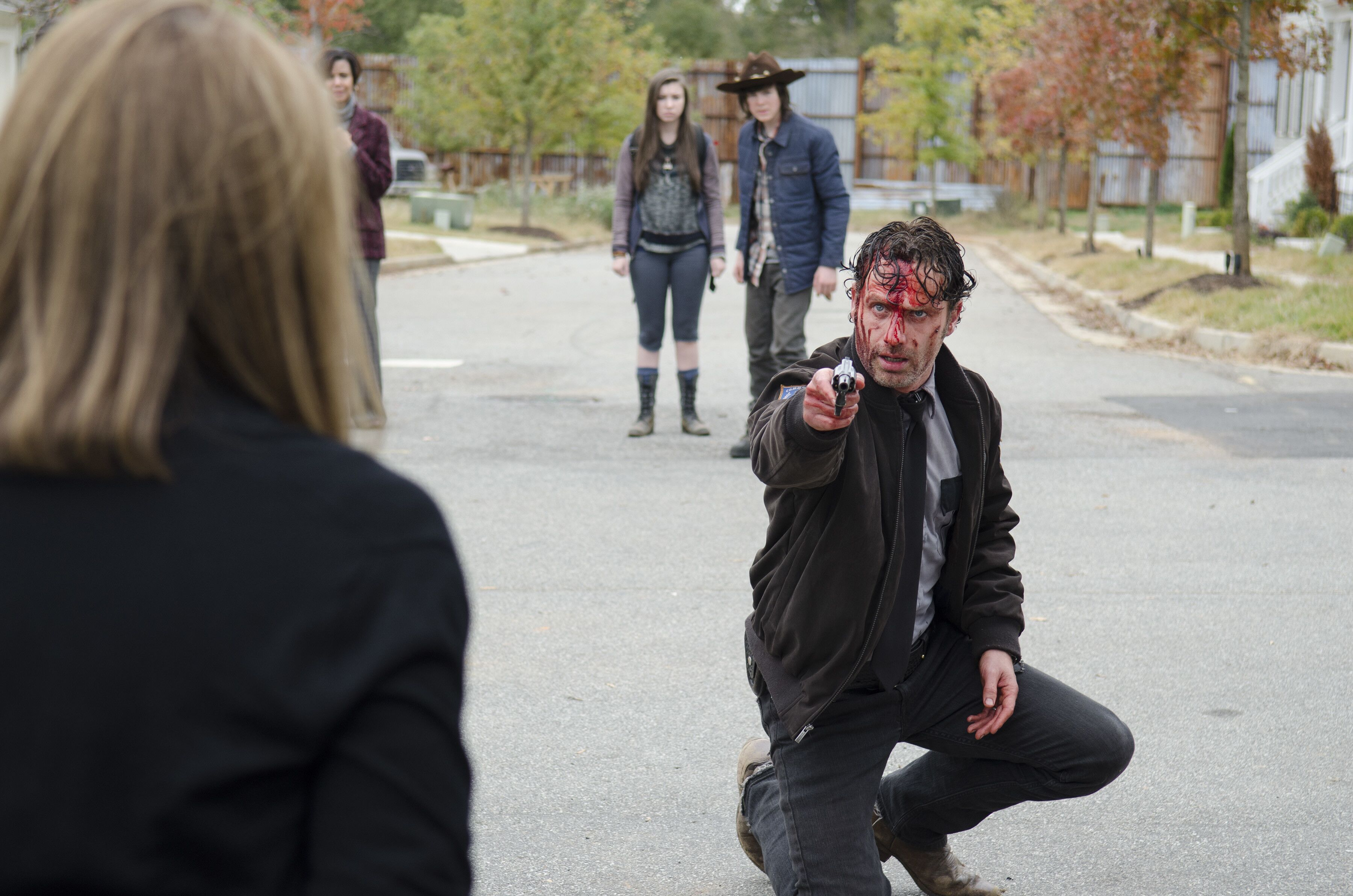 TWD3 Opinion: Chandler Riggs and Katelyn Nacon should host a new Talking Dead