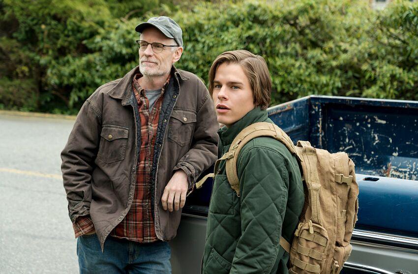 Matt Frewer - Max Headroom himself - joins Fear the Walking Dead cast
