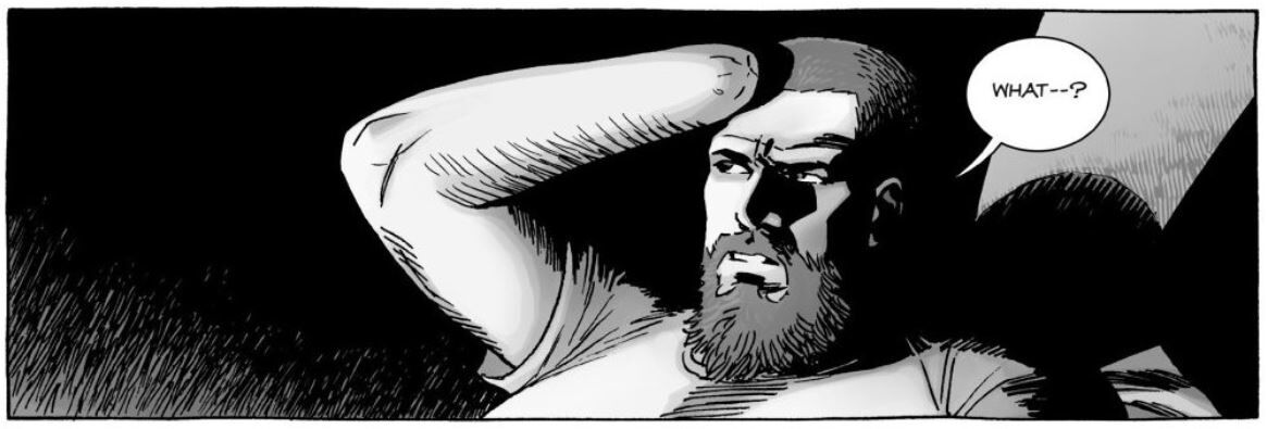 The Walking Dead comic issue 191 rushed to a second print