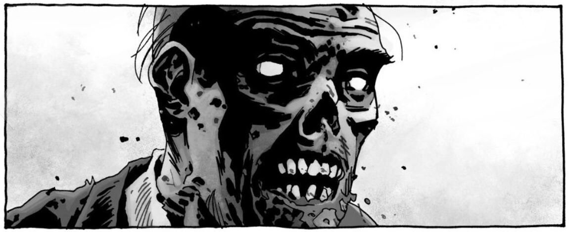 The Walking Dead comic artist moving on from drawing zombies