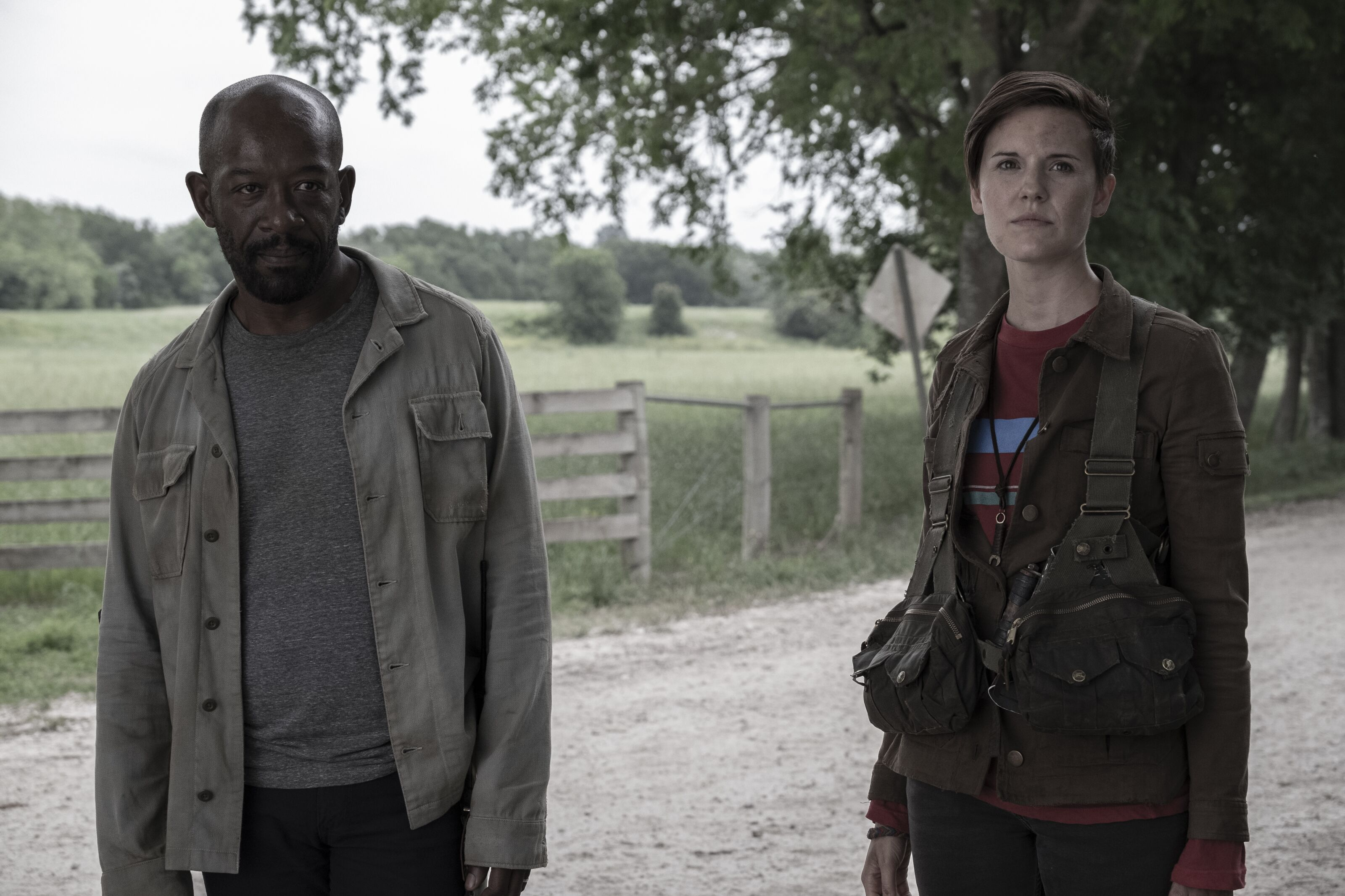 Fear the Walking Dead 511 synopsis: You're Still Here