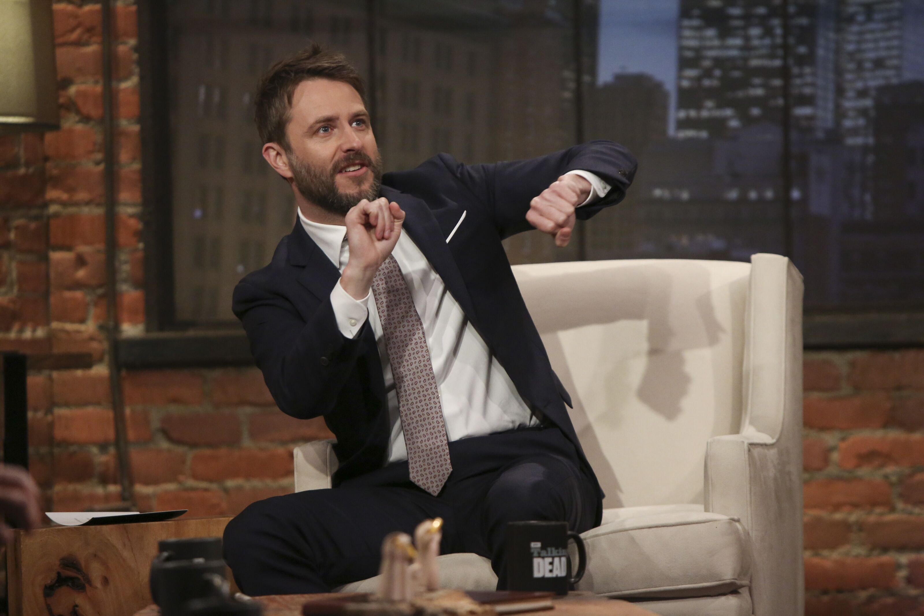 Talking Dead guests for The Walking Dead episode 1002 on Oct. 13