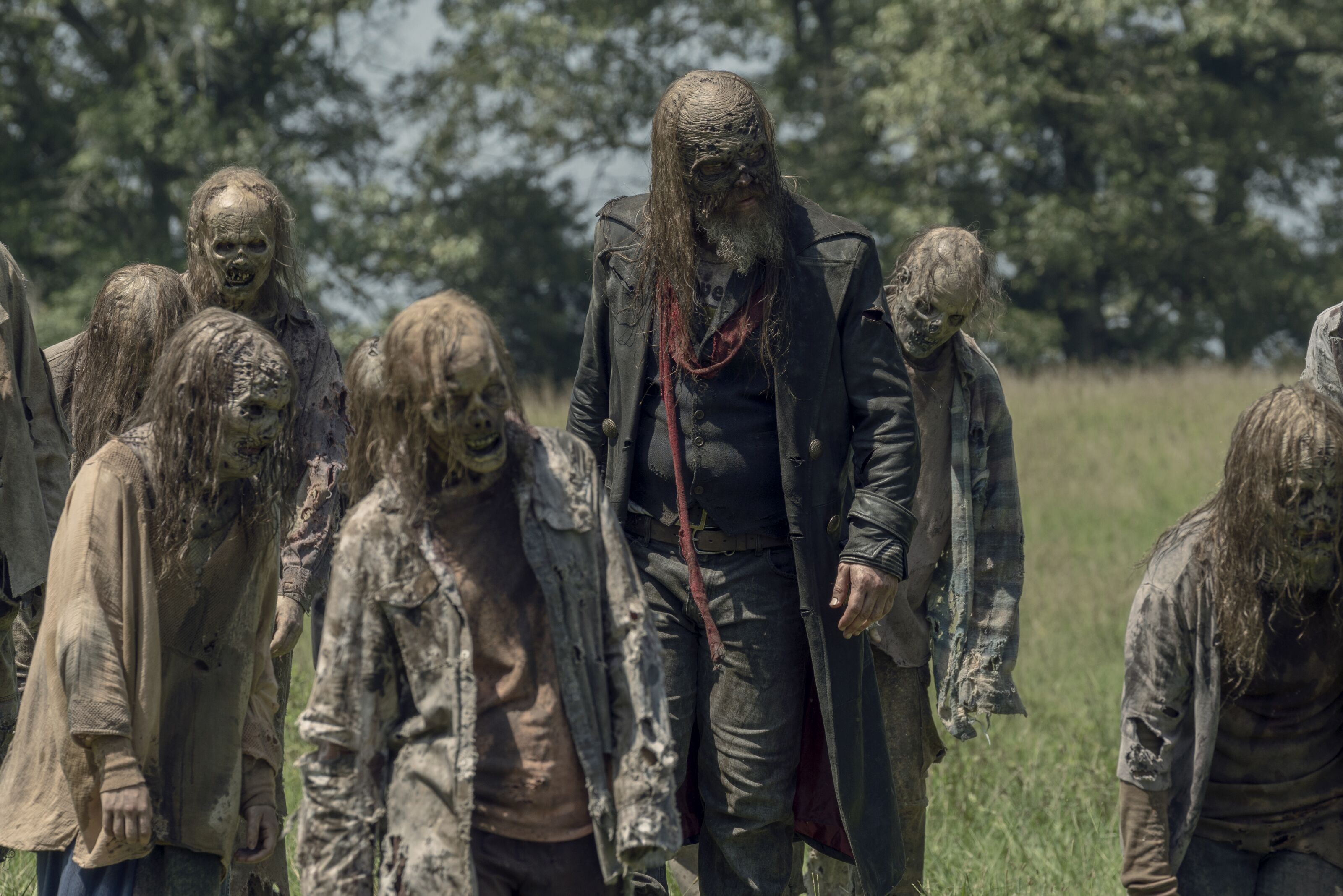 The Walking Dead 1003 sneak peek: Ghosts of present, past