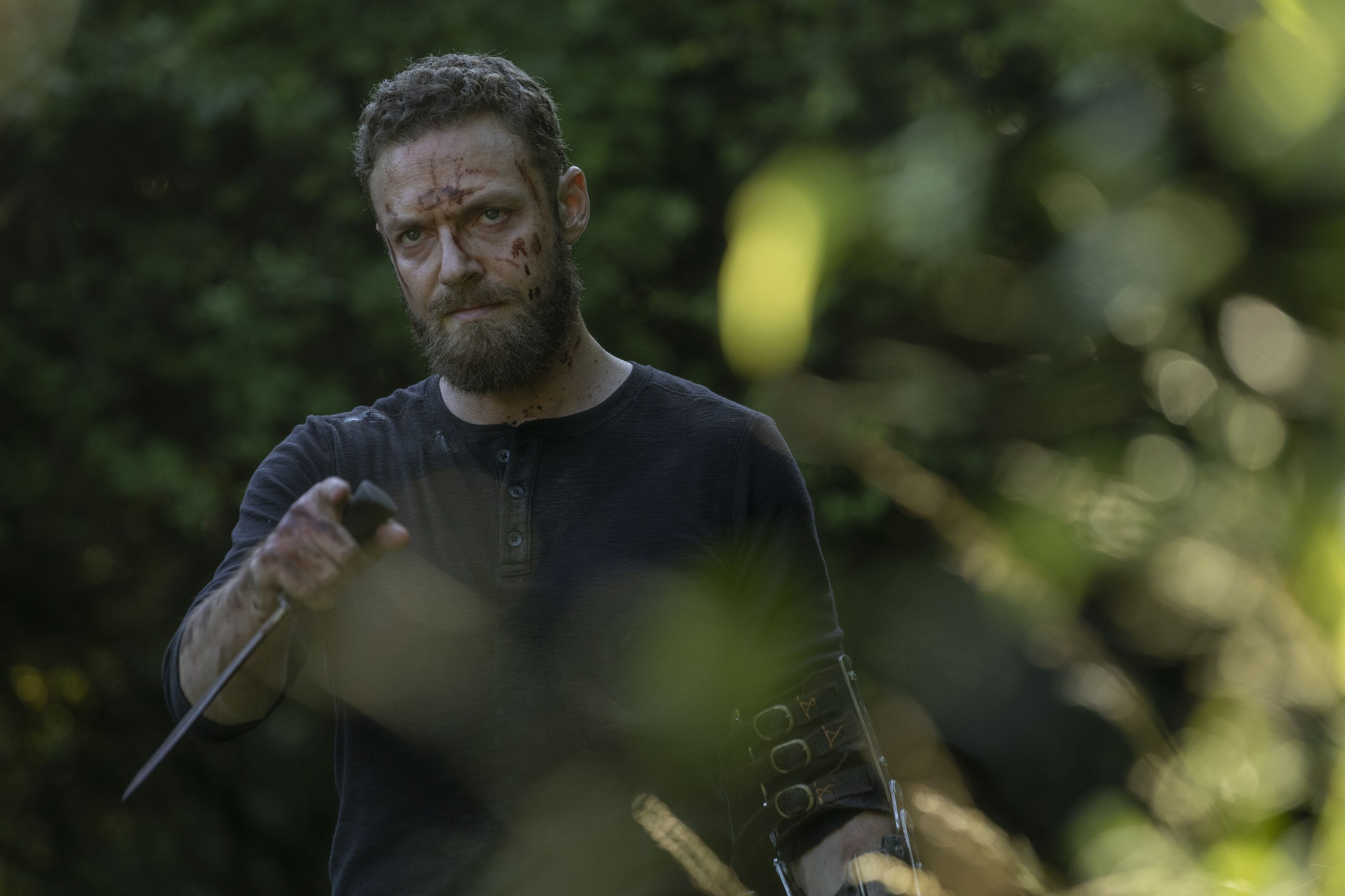 The Walking Dead 1003 synopsis: Ghosts