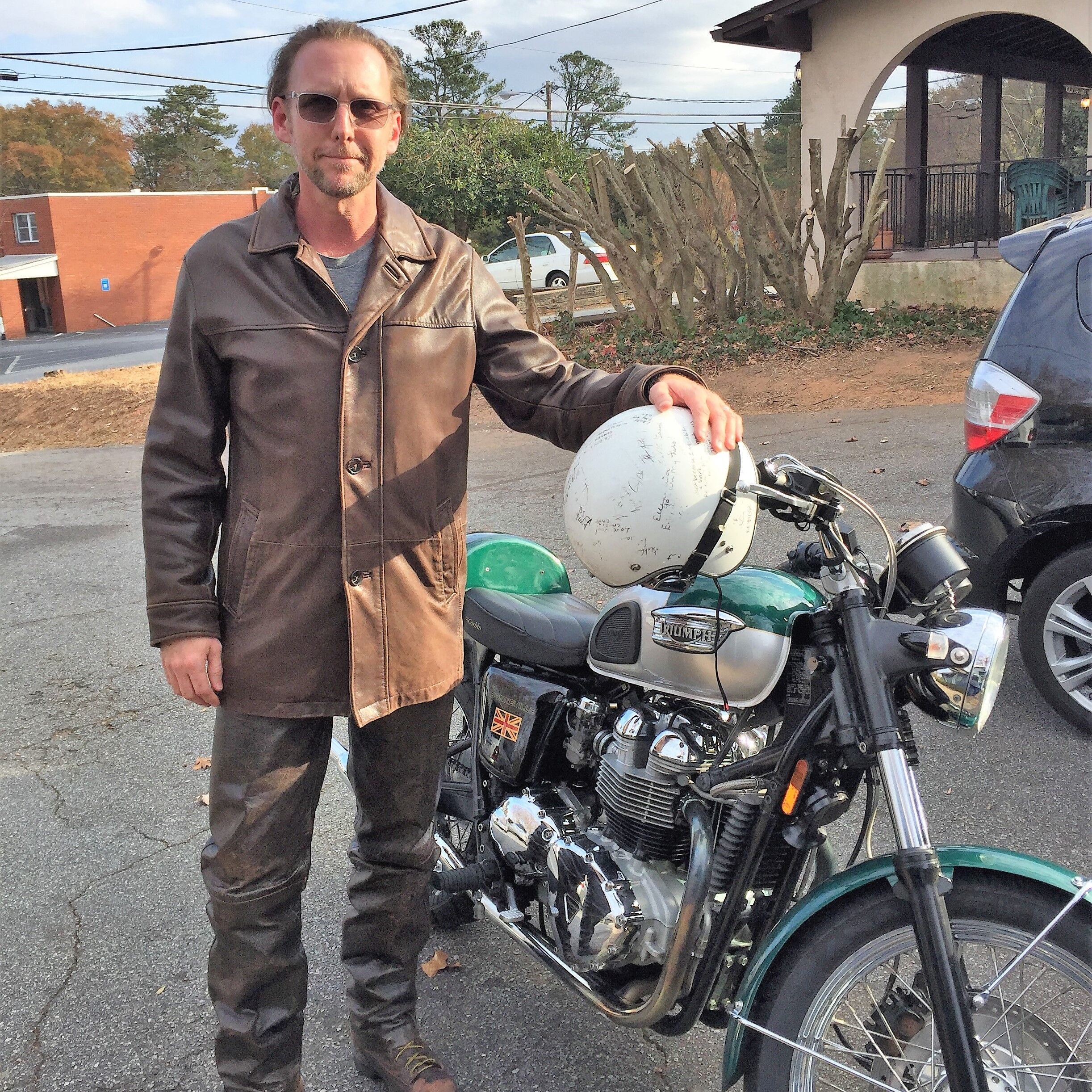 The Walking Dead Interview with Savior Gavin Jayson Warner Smith