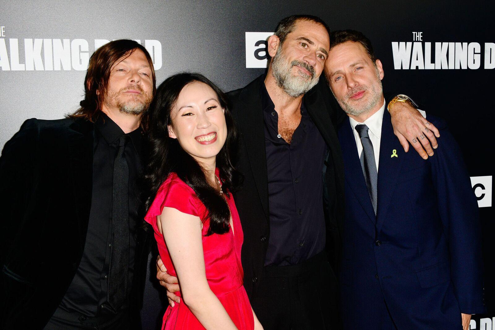 The Walking Dead: Angela Kang ...