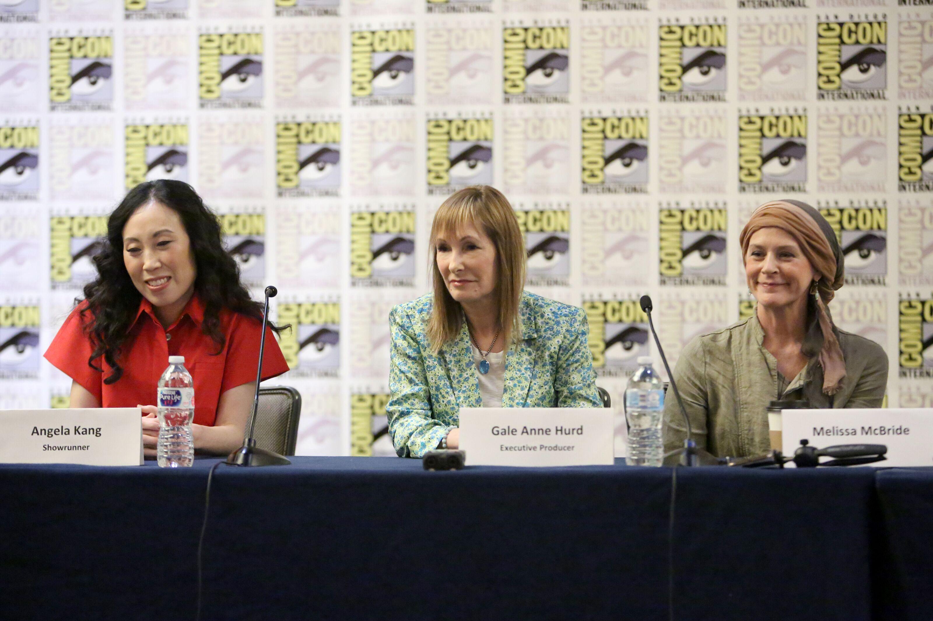Gale Anne Hurd: The Walking Dead season 10 achieves milestone for women