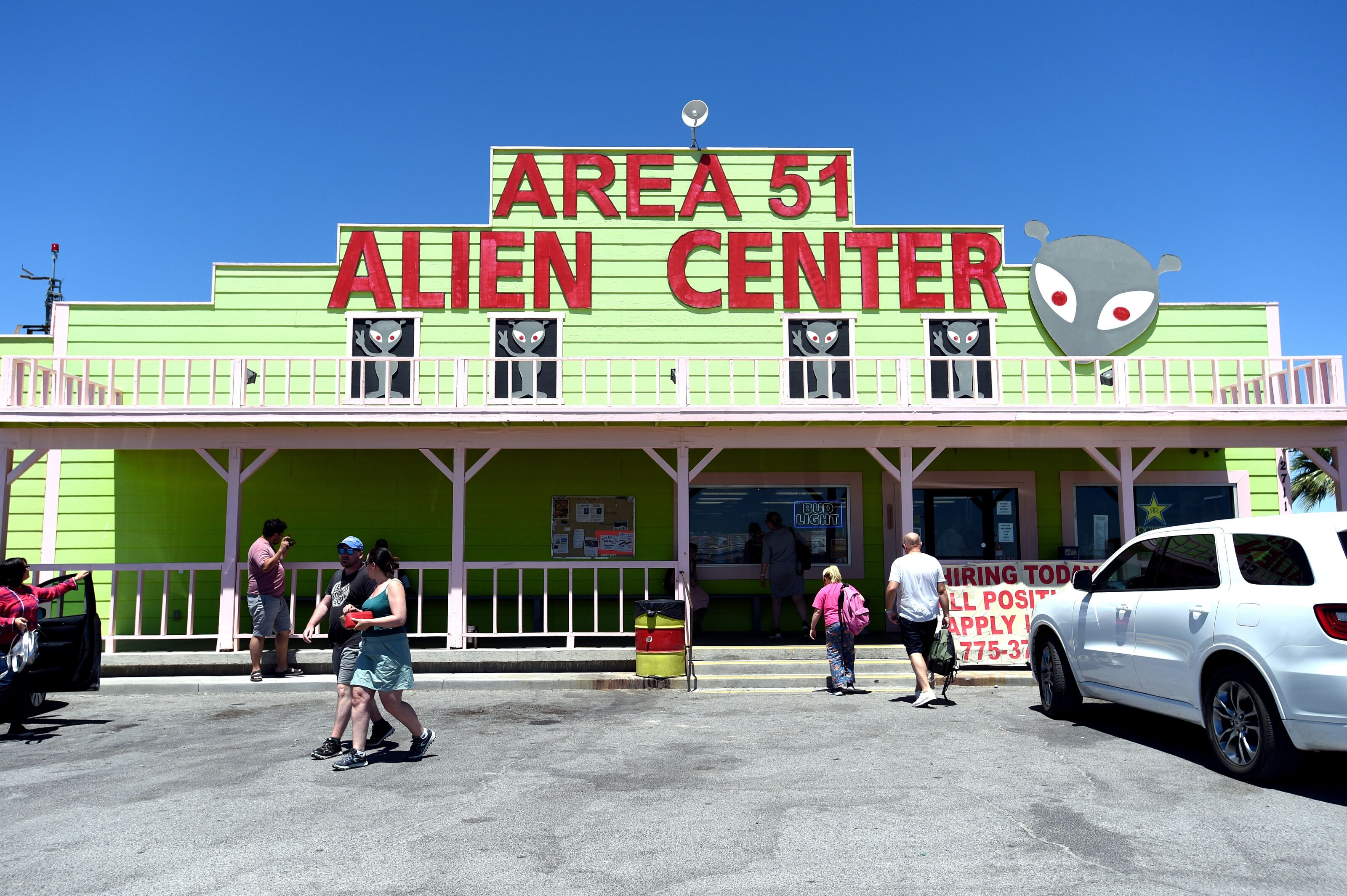 Opinion: What if the Area 51 raid released the zombie virus?