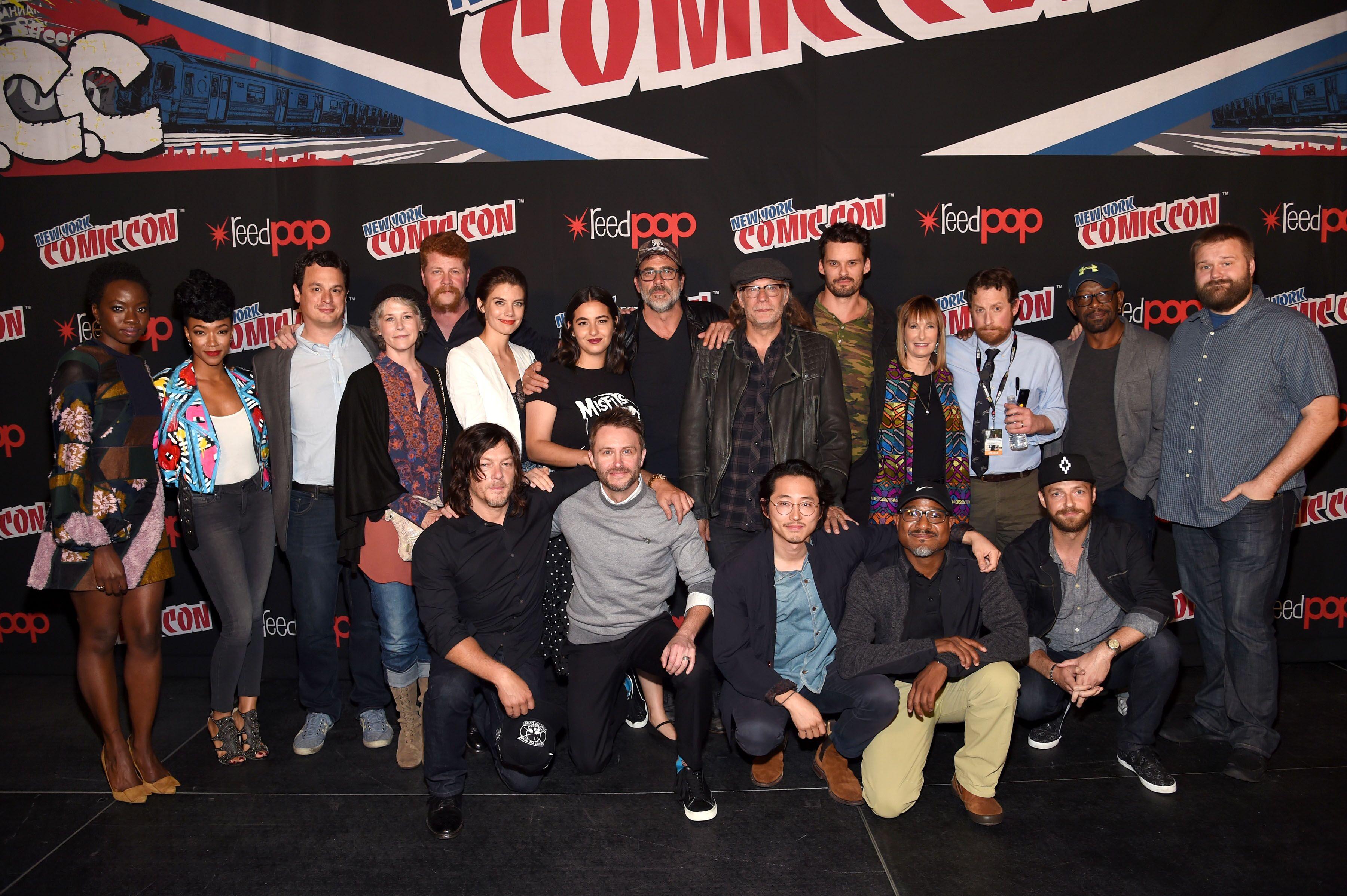 The Walking Dead Comic Con