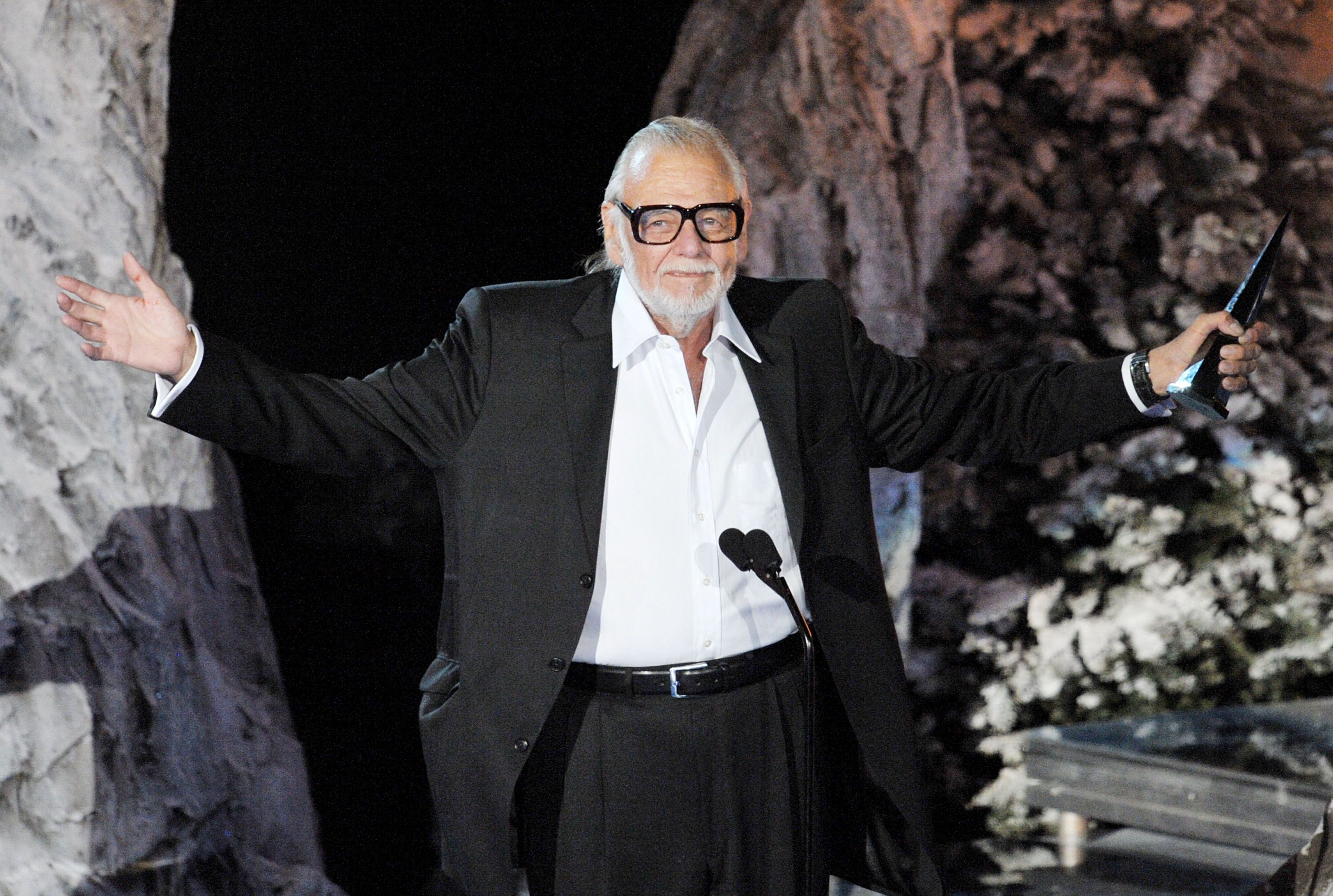 Report: The Walking Dead asked George A. Romero to direct an episode