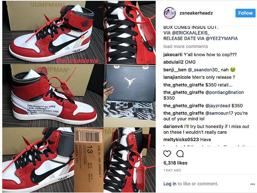 271f8ad3a353 We have a release date for the OFF WHITE x Air Jordan 1