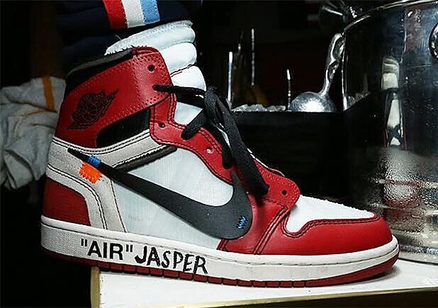 on sale 74830 b5b81 We have a release date for the OFF WHITE x Air Jordan 1