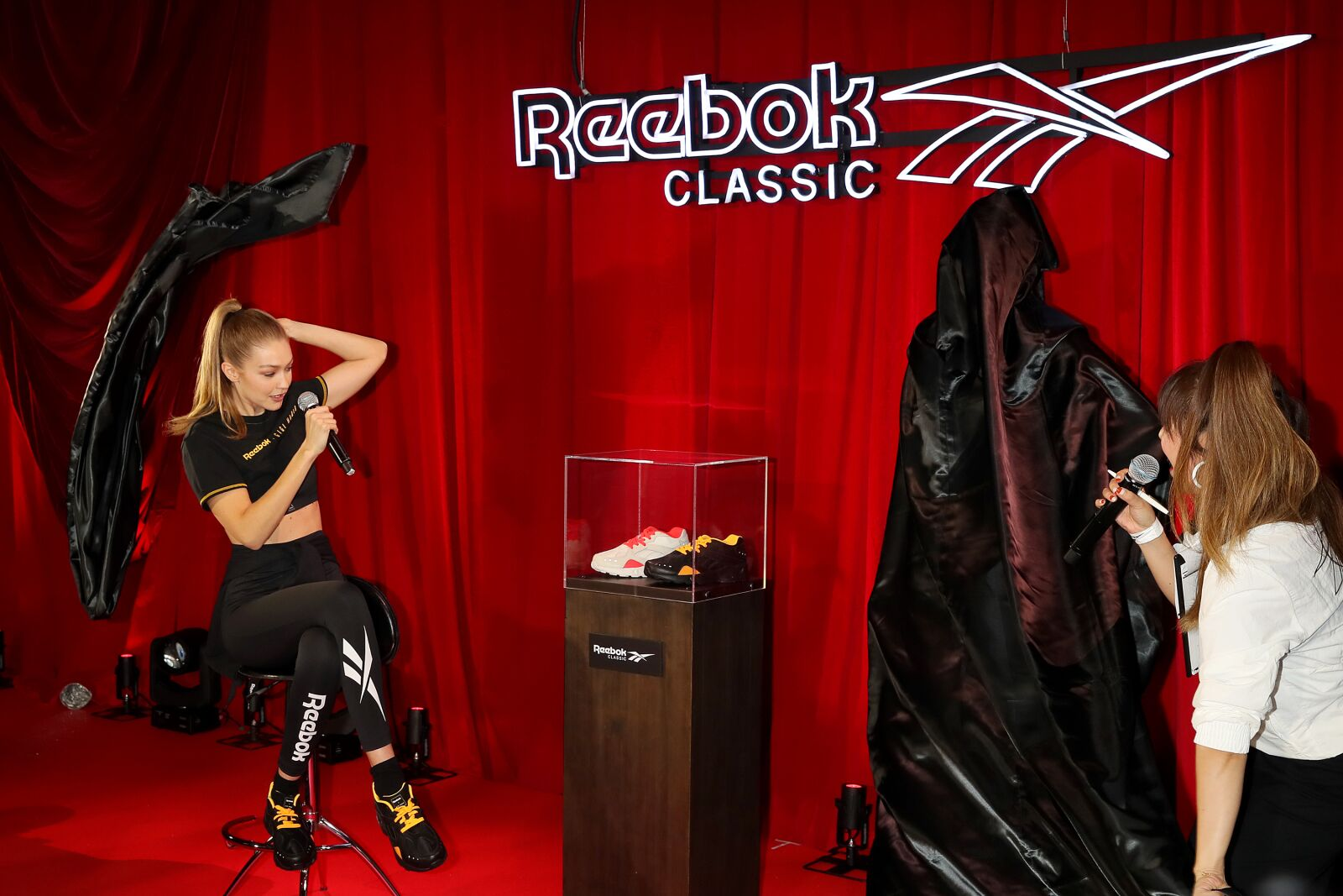 Reebok chose a weird way to celebrate womanhood for new collection