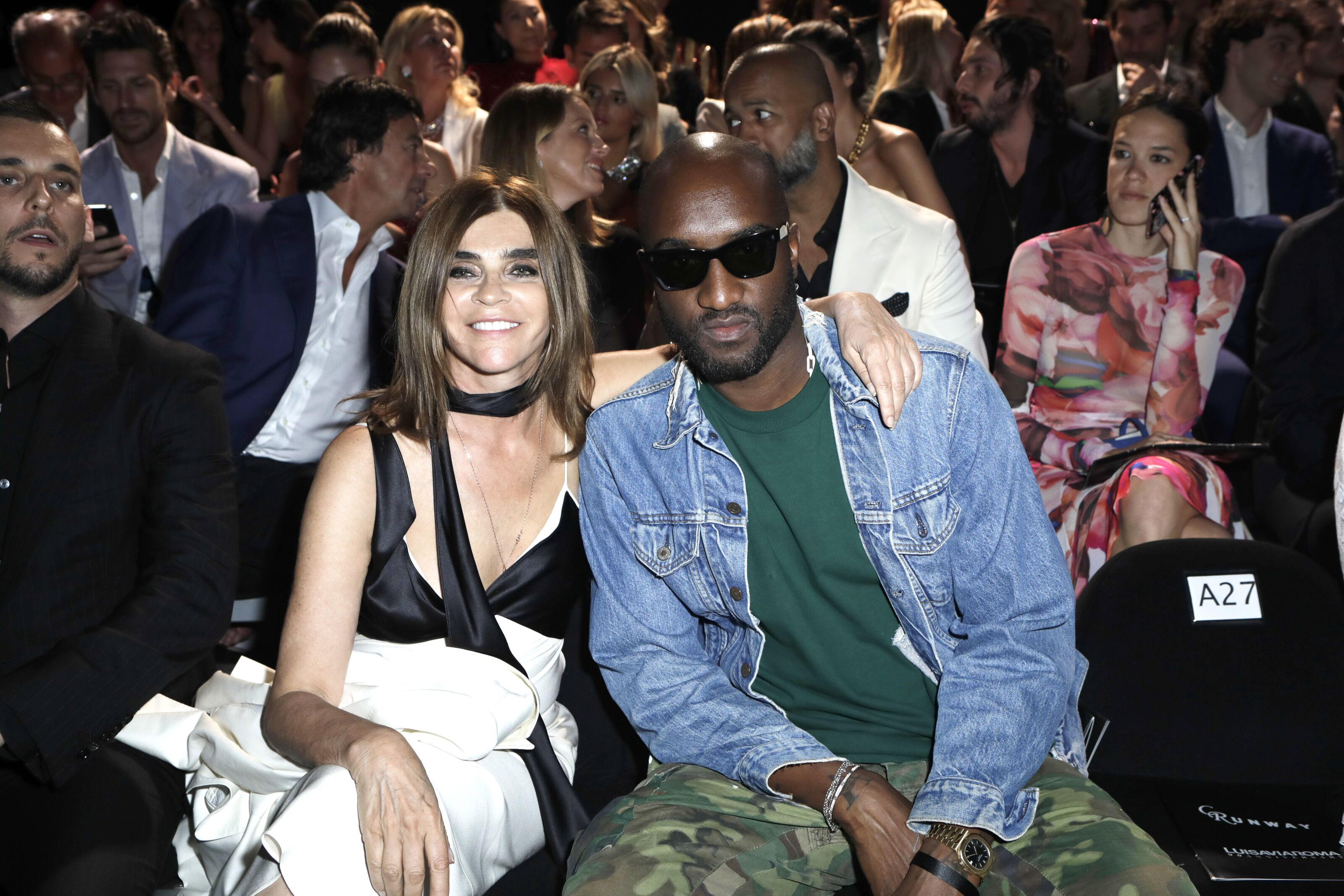 Virgil Abloh wants potential successors to step up
