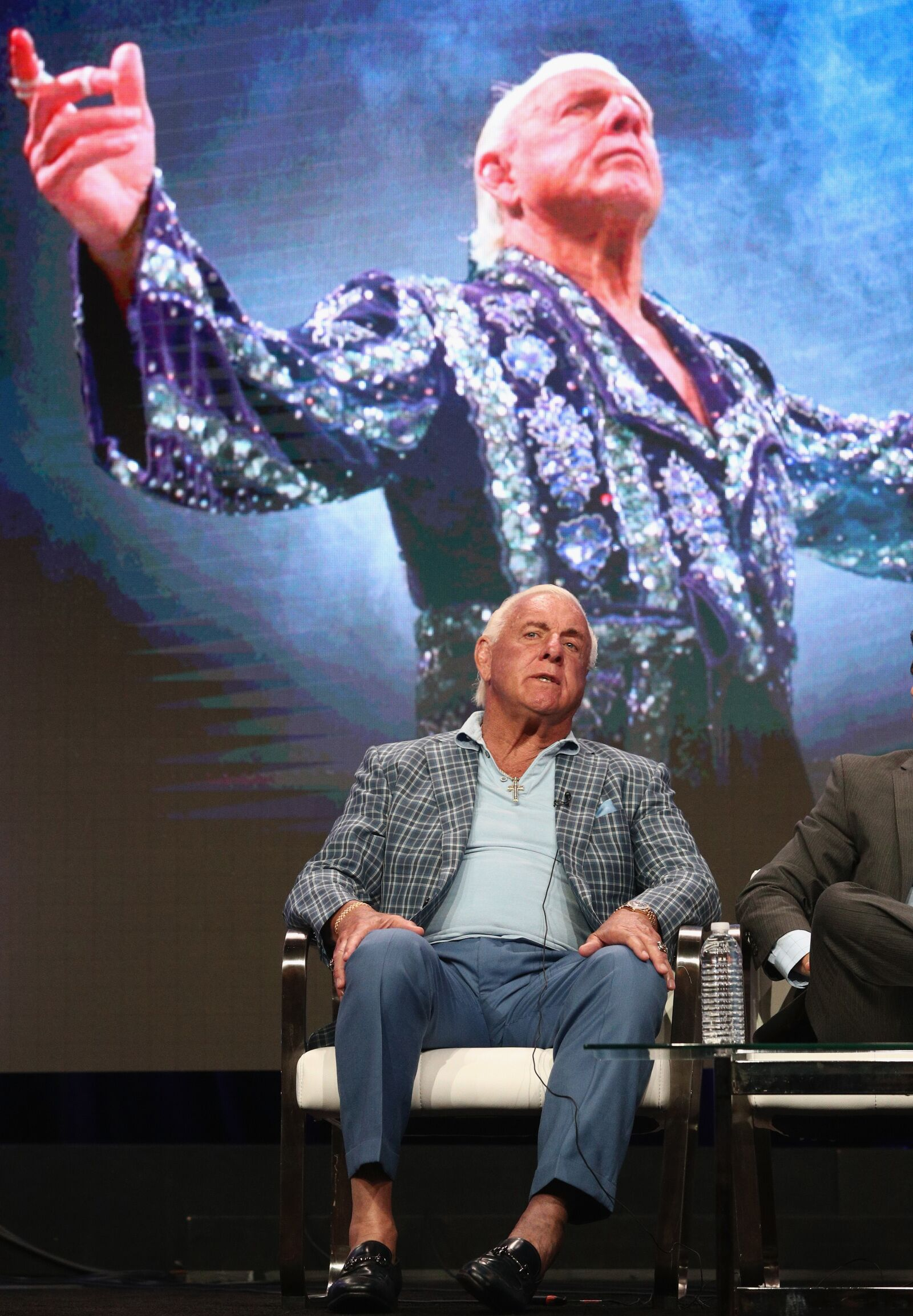 Ric Flair is crazy if he thinks he and Adidas can take down Nike