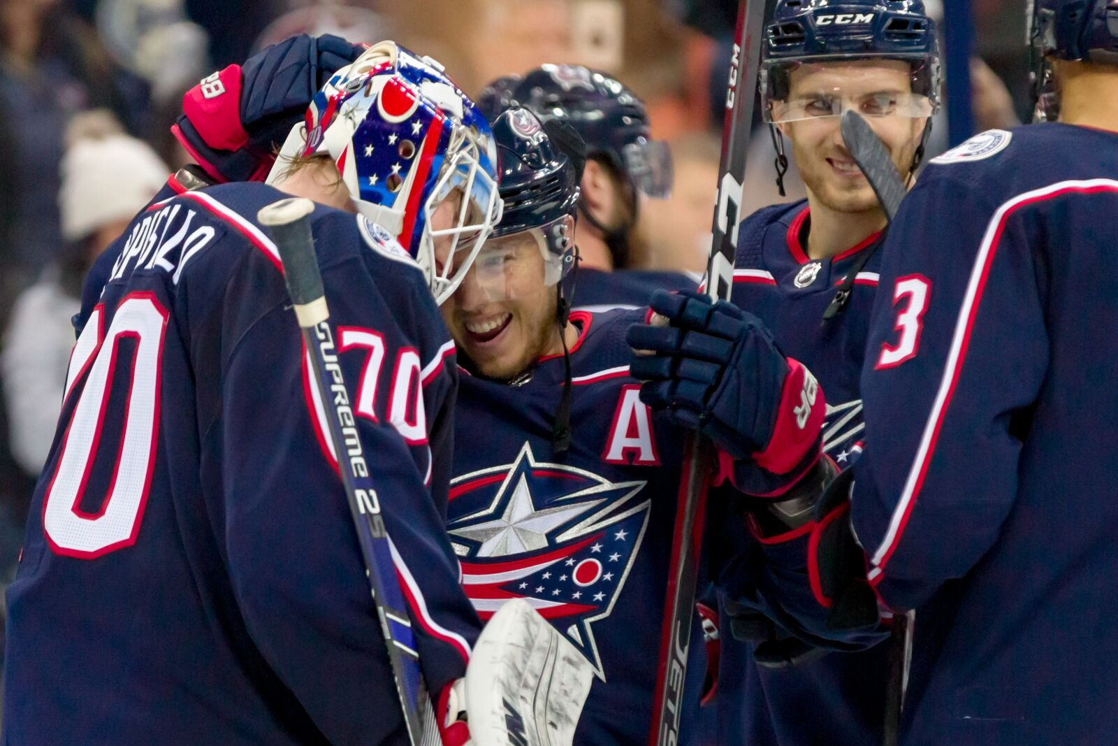 Nine Things to Do During the Columbus Blue Jackets Nine Day Break