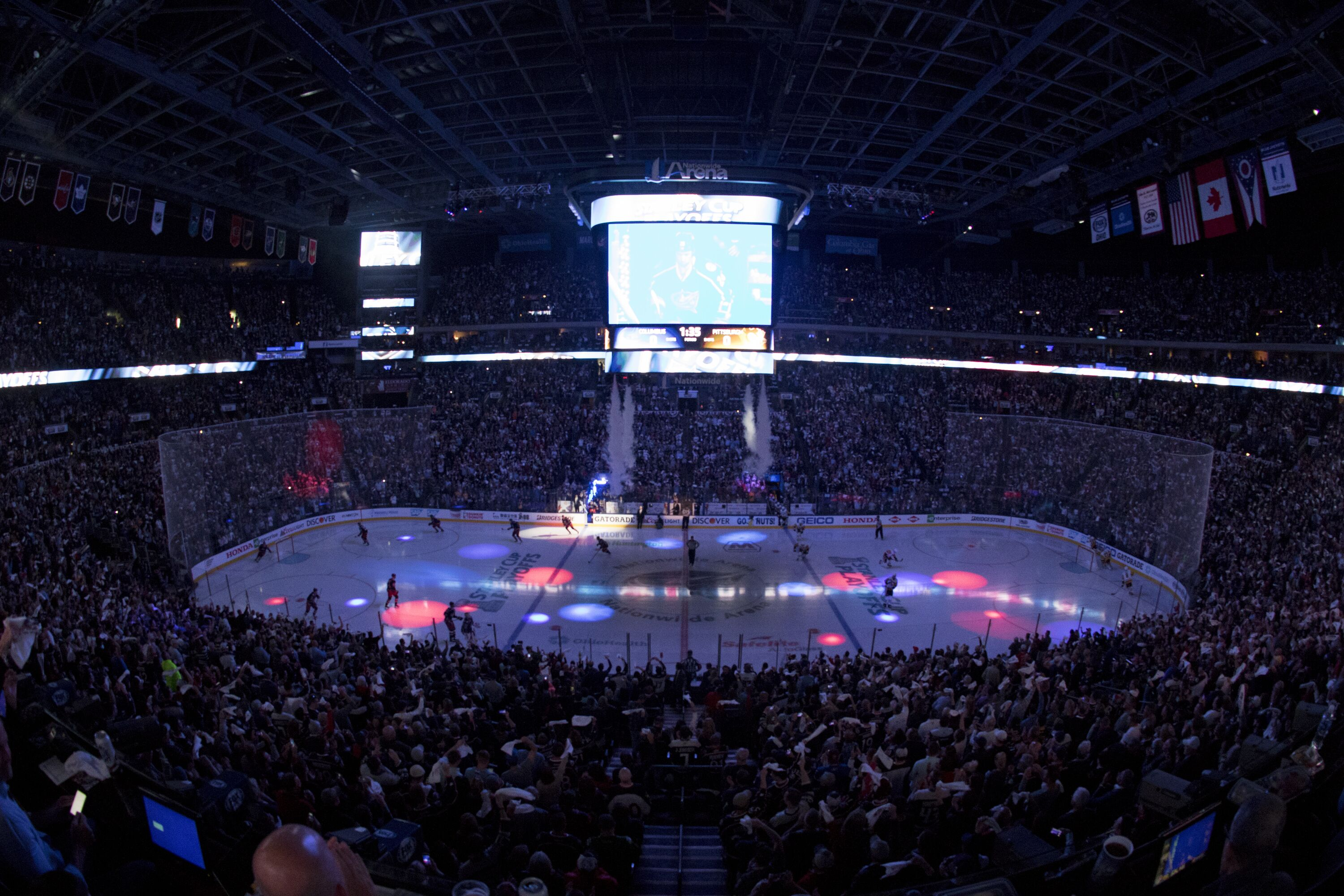 Columbus Blue Jackets ICYMI: Season Ticket Incentives and Discounts