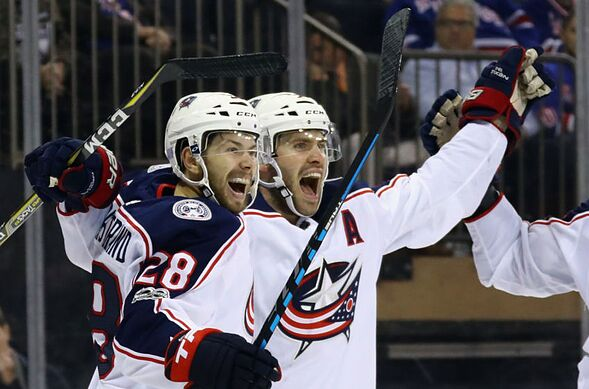The Columbus Blue Jackets have several players to keep an eye on during  your upcoming fantasy draft. 660c141ee