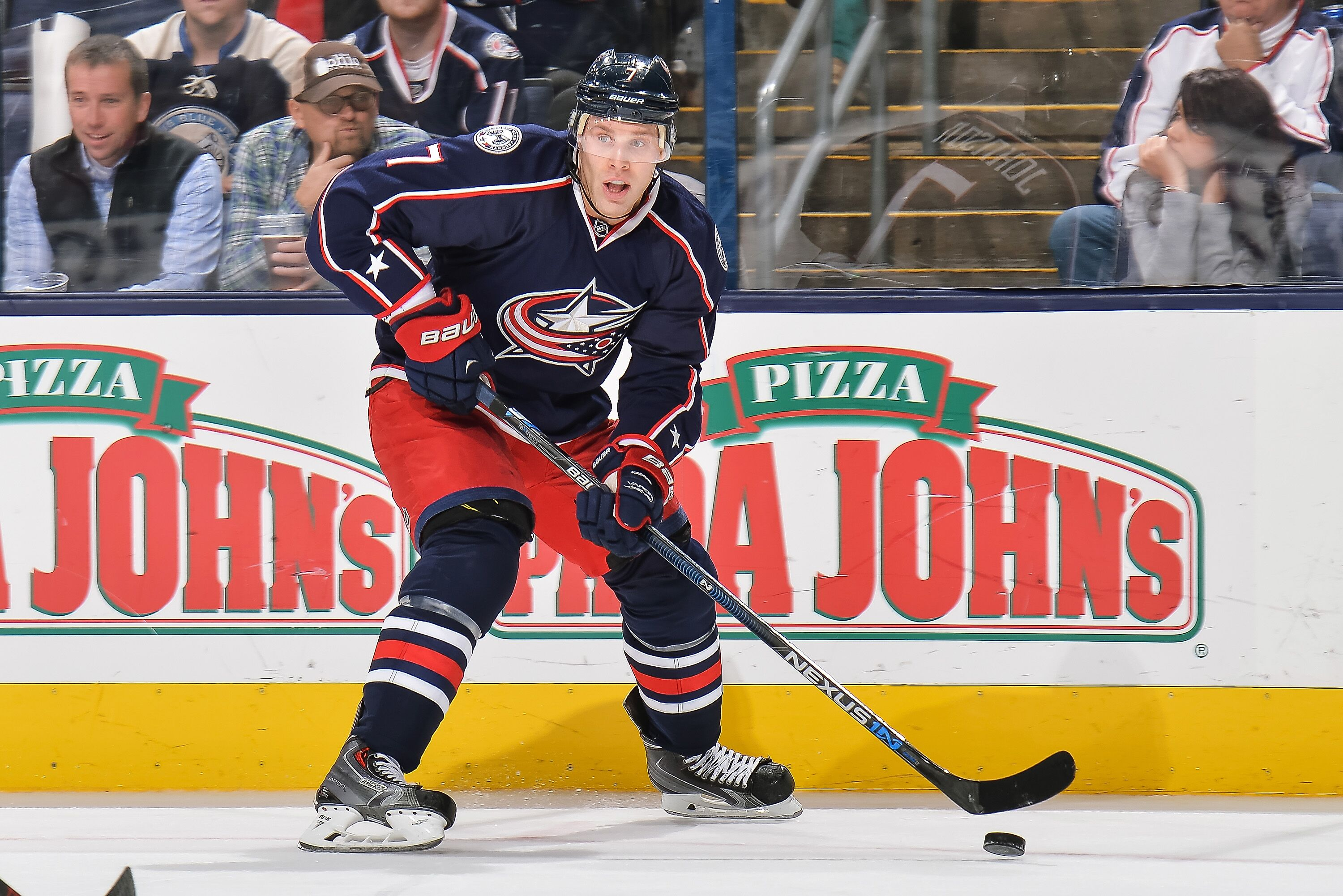 Columbus Blue Jackets: Jack Johnson will be Motivated in 2017-18