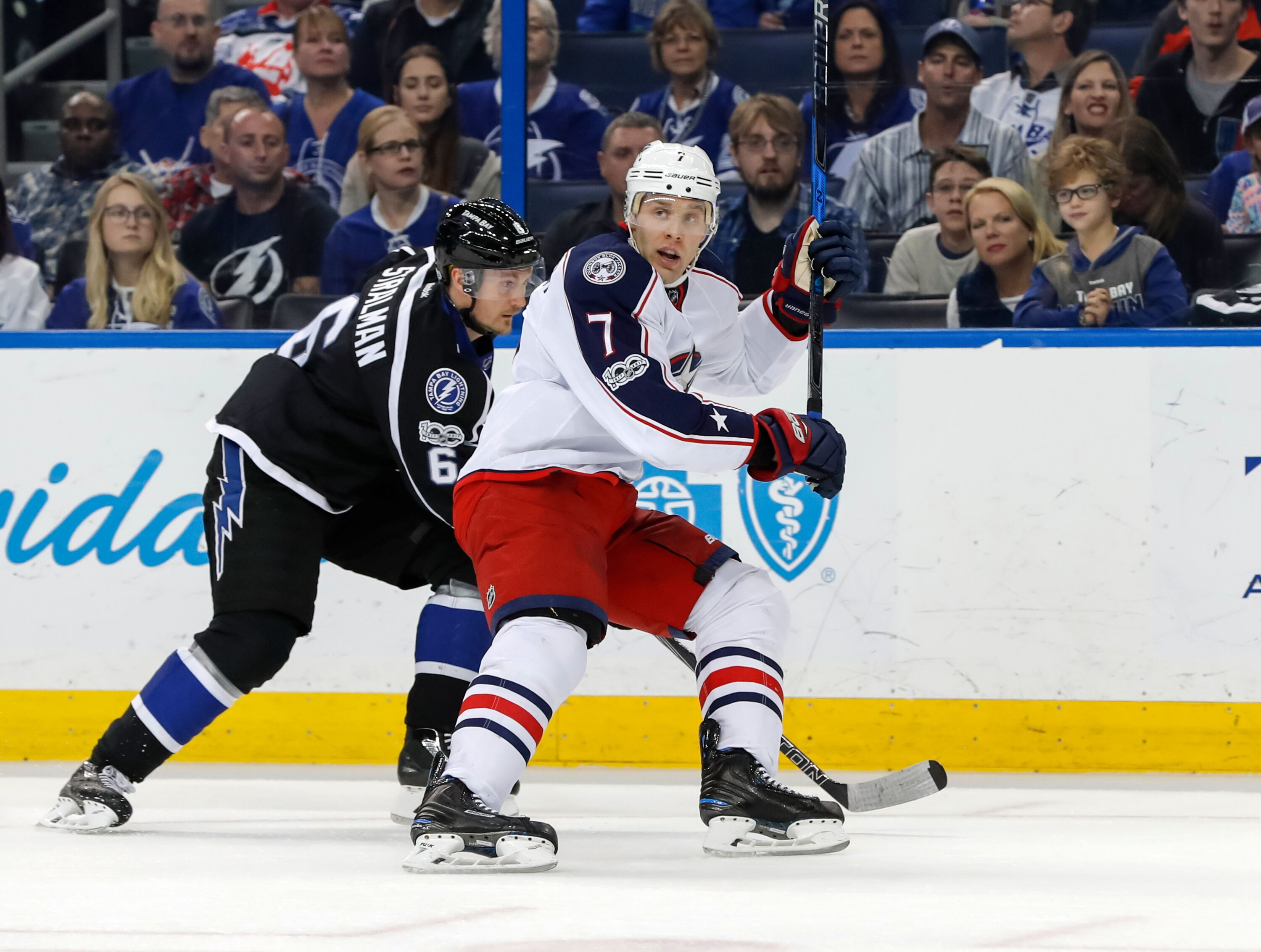 Columbus Blue Jackets vs. Lightning: Players to Watch, Keys to Win ...