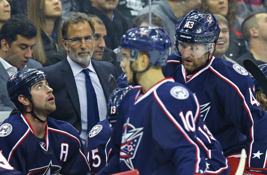 Columbus Blue Jackets Power Play Limping into Playoffs