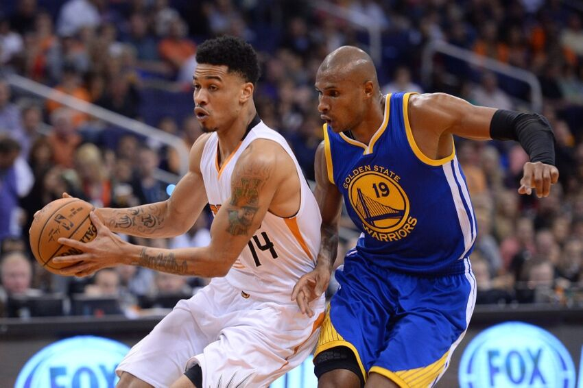 Suns 107 Warriors 95 The Irrational Impactful Gerald Green